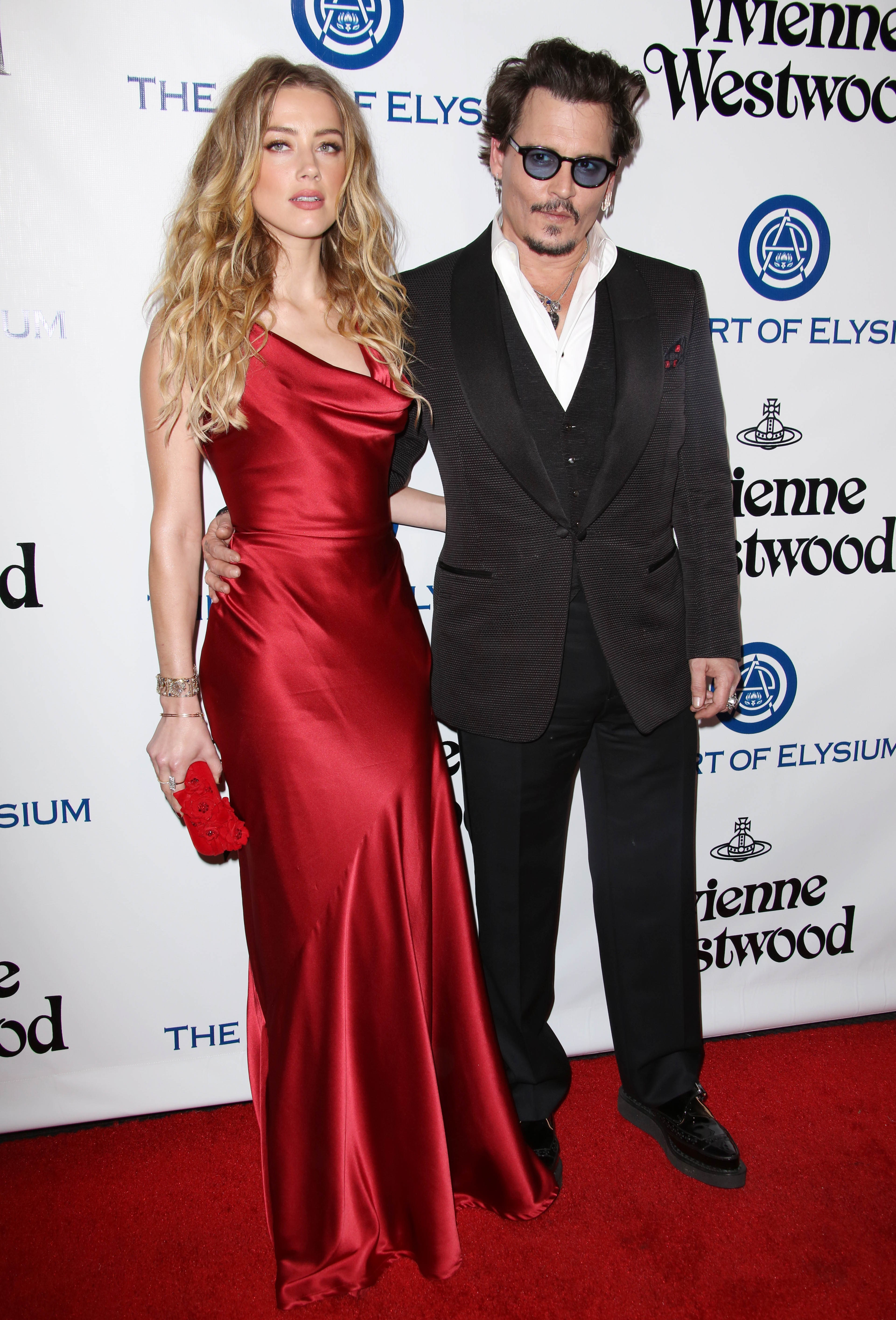 Amber Heard, friends prepared to testify about Johnny Depp's alleged abuse