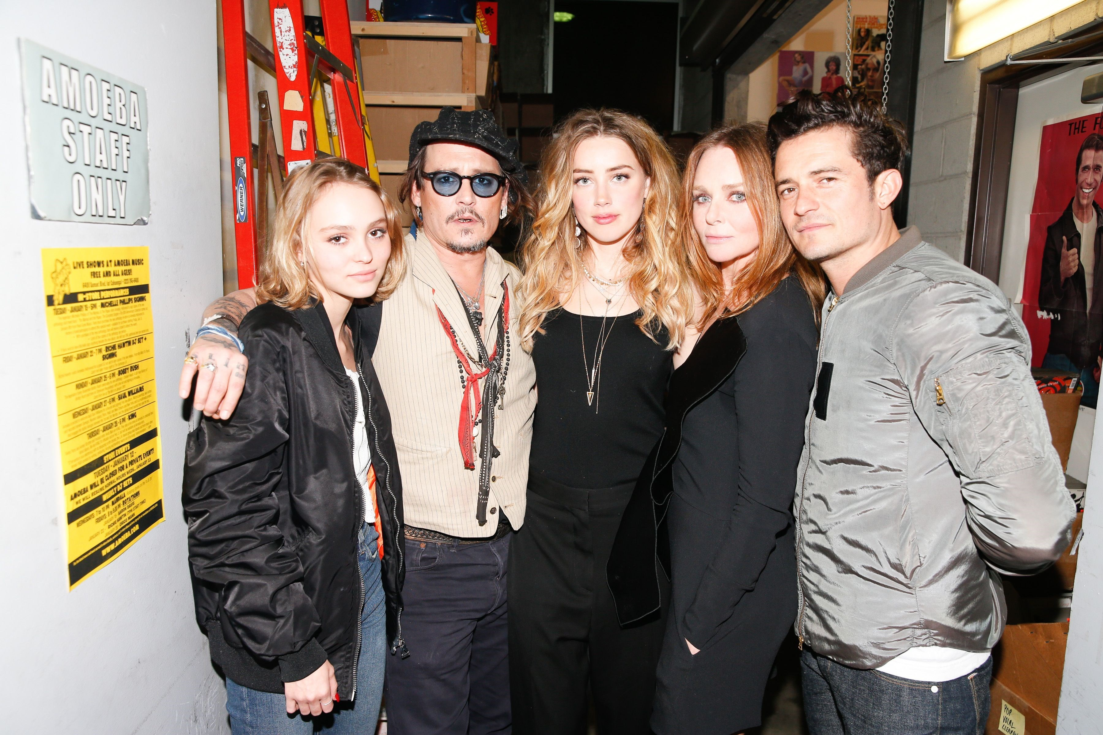 Amber Heard insiders challenge notion Johnny Depp's family 'hated' her