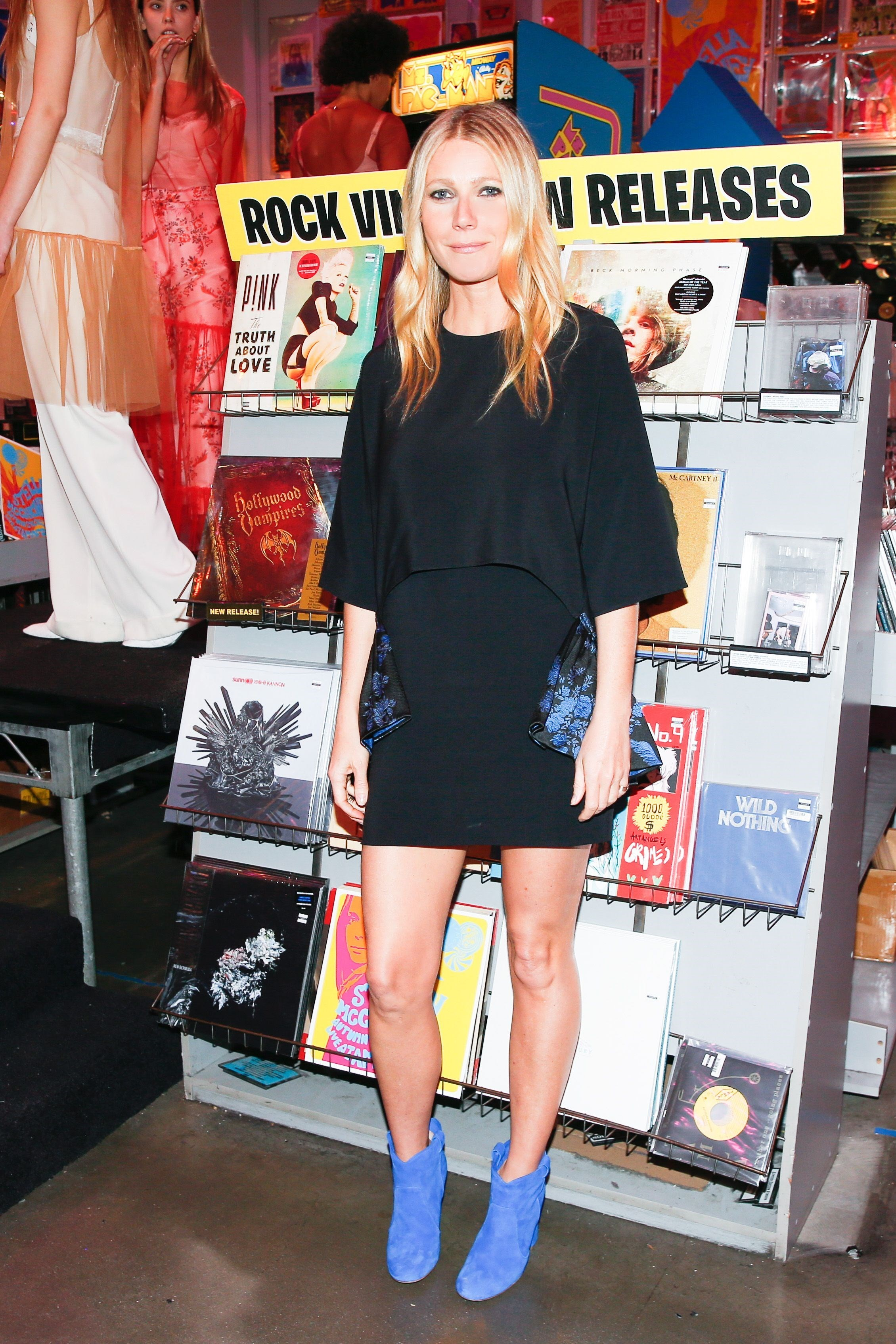 Gwyneth Paltrow on her parents cutting her off at 18: