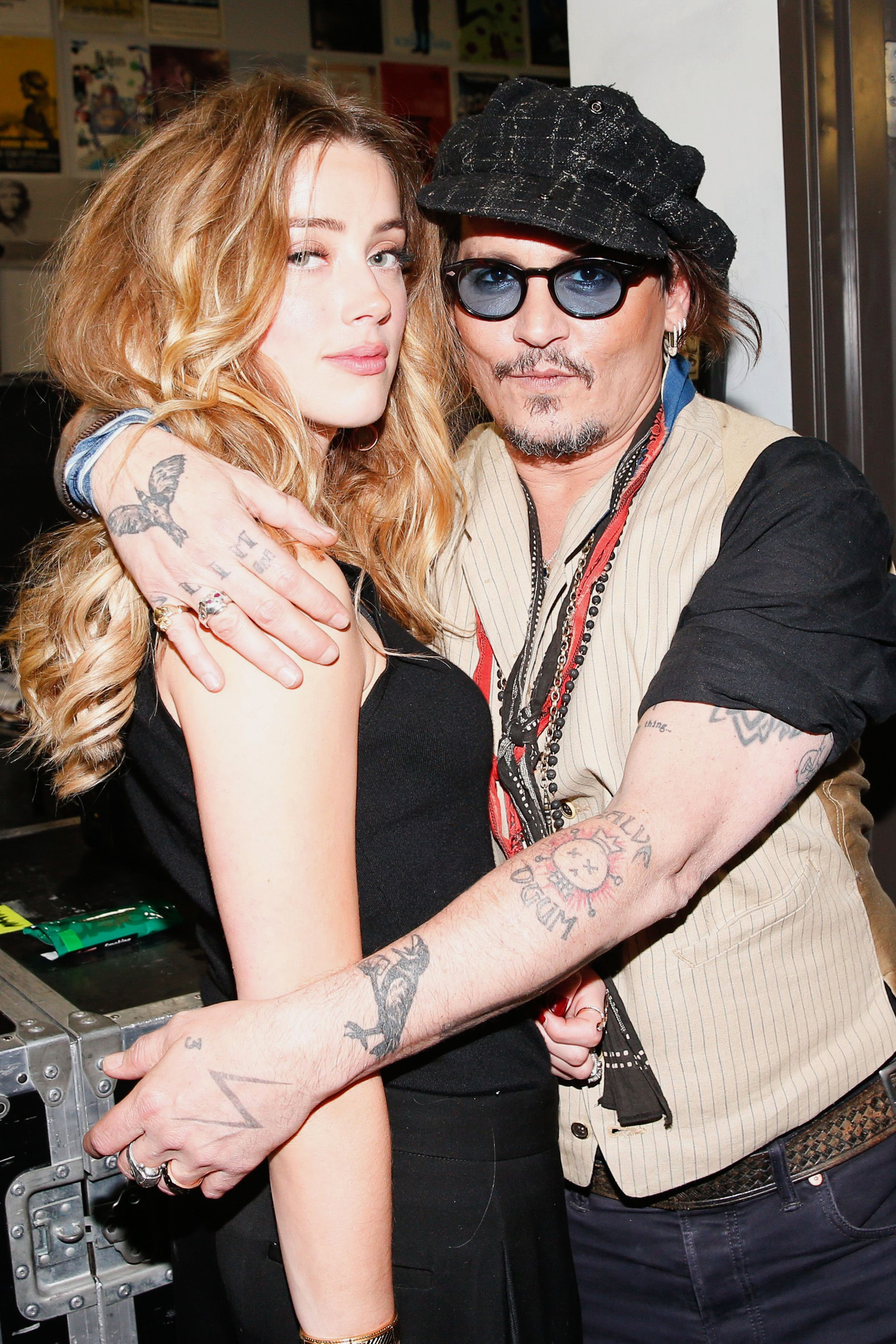 Amber Heard and Johnny Depp settle domestic violence case