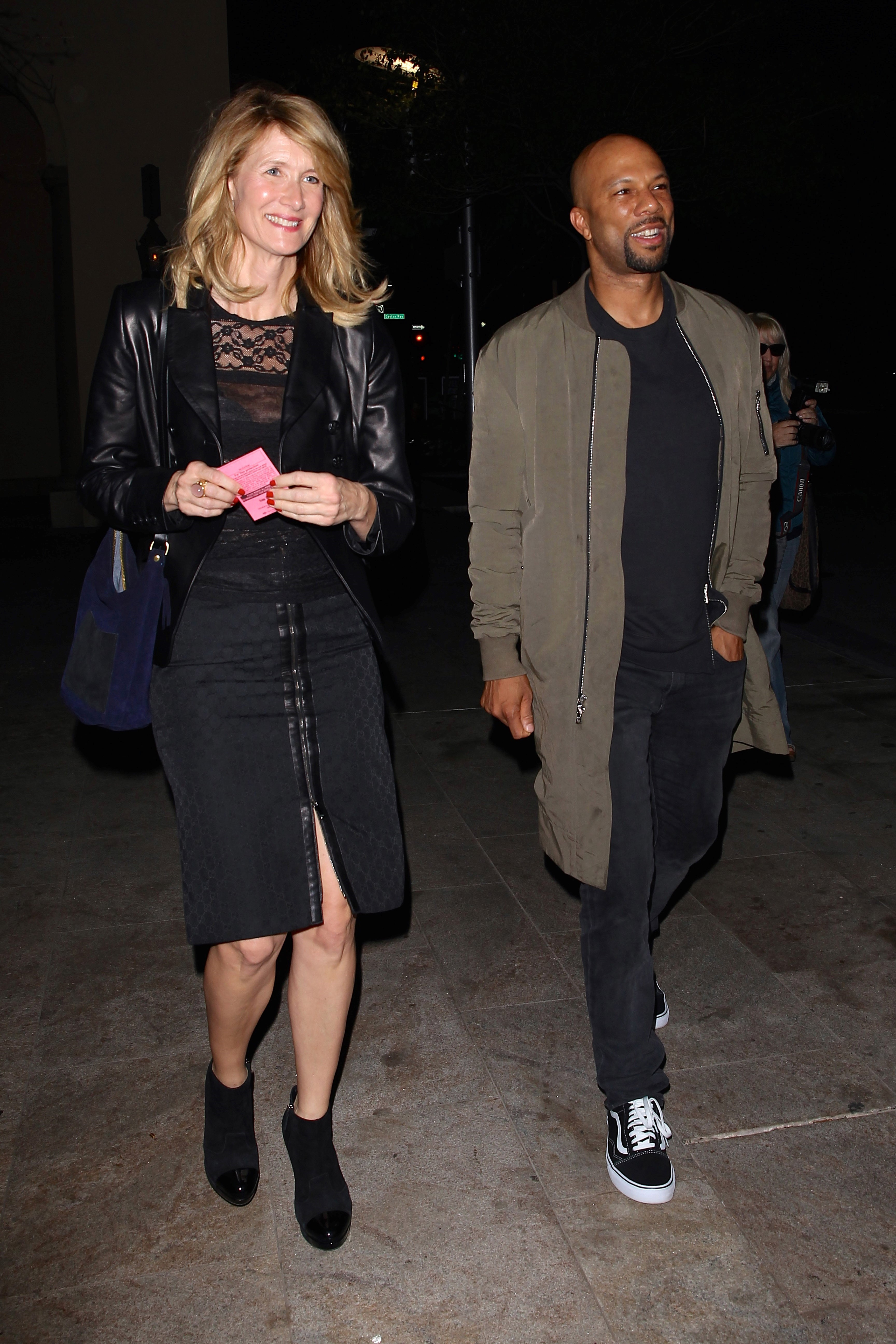 laura dern and common