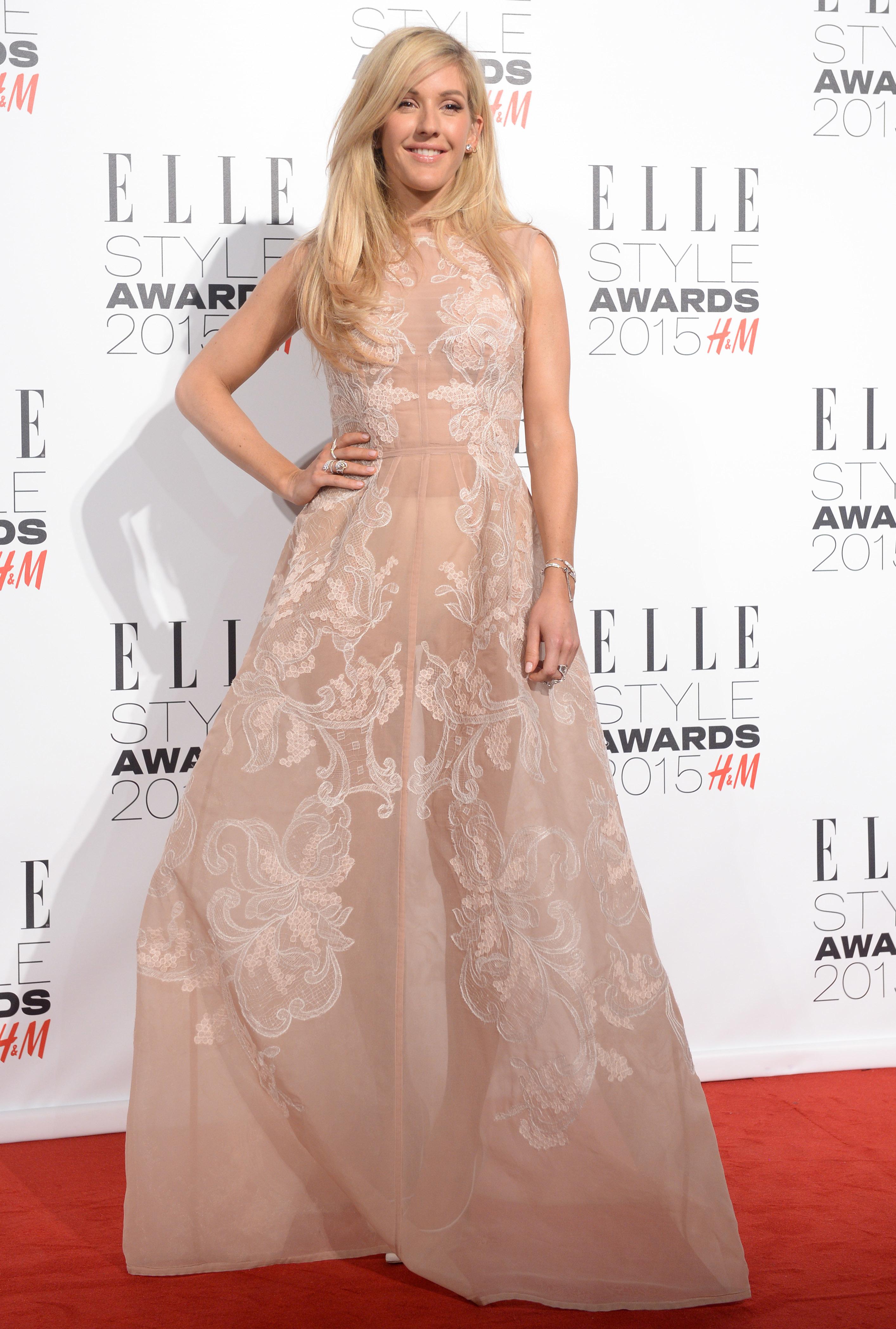 Ellie Goulding recalls a harrowing crash in Norway