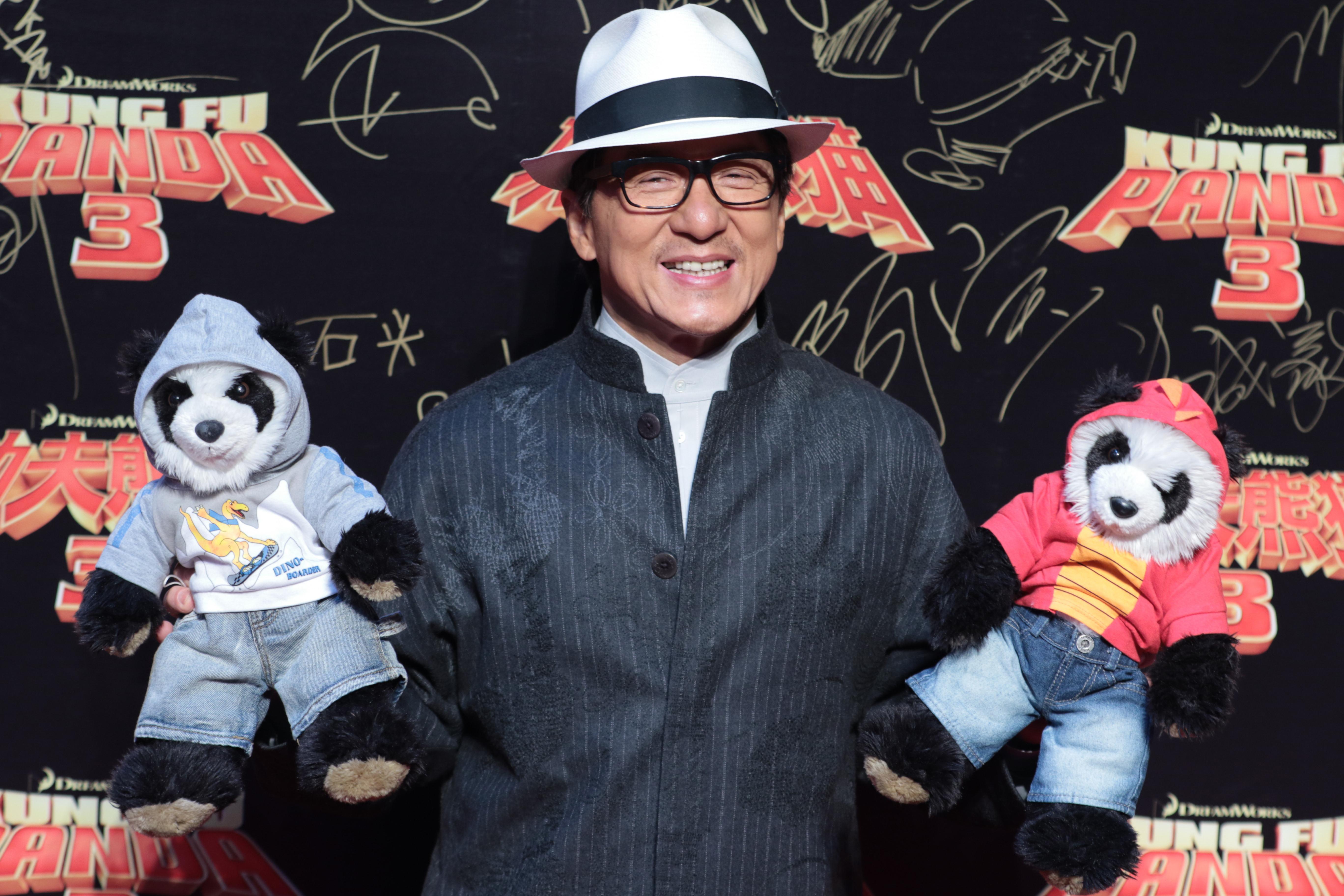 11. Jackie Chan