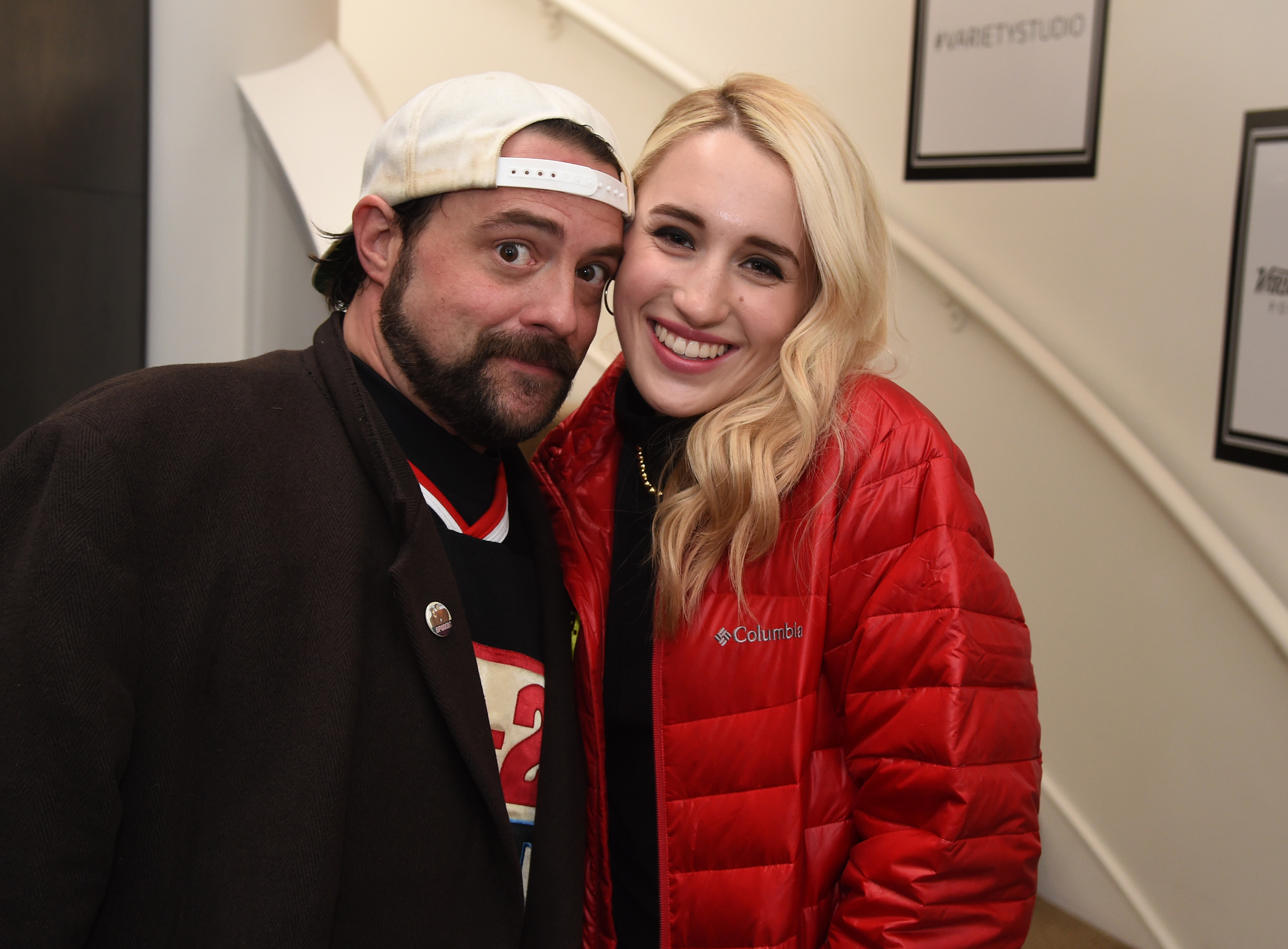 Kevin Smith gives his daughter a 'Suicide Squad' gift