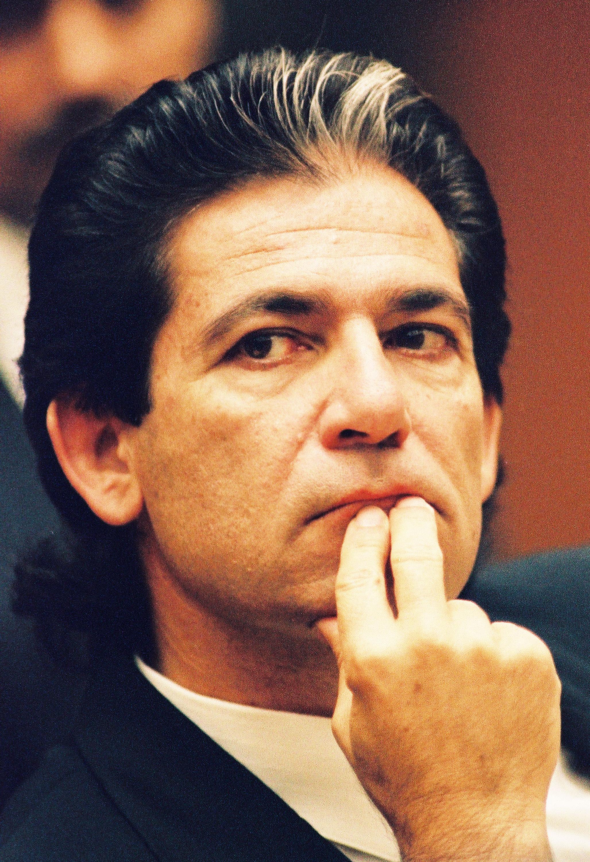 O.J. Simpson's lawyer Robert Kardashian