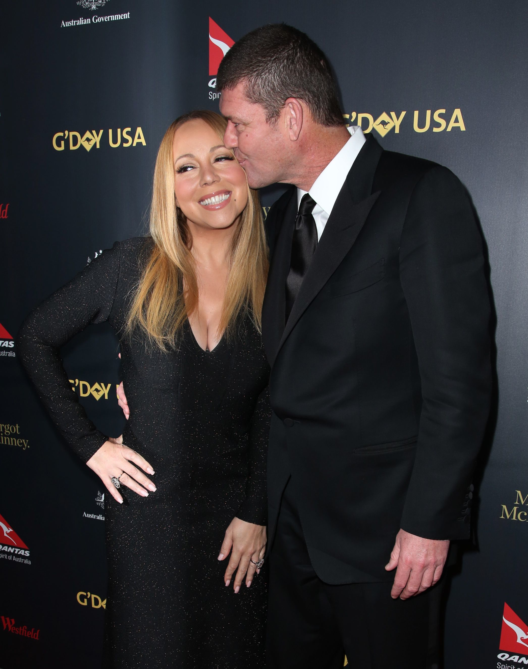 Is Mariah Carey planning a destination wedding?