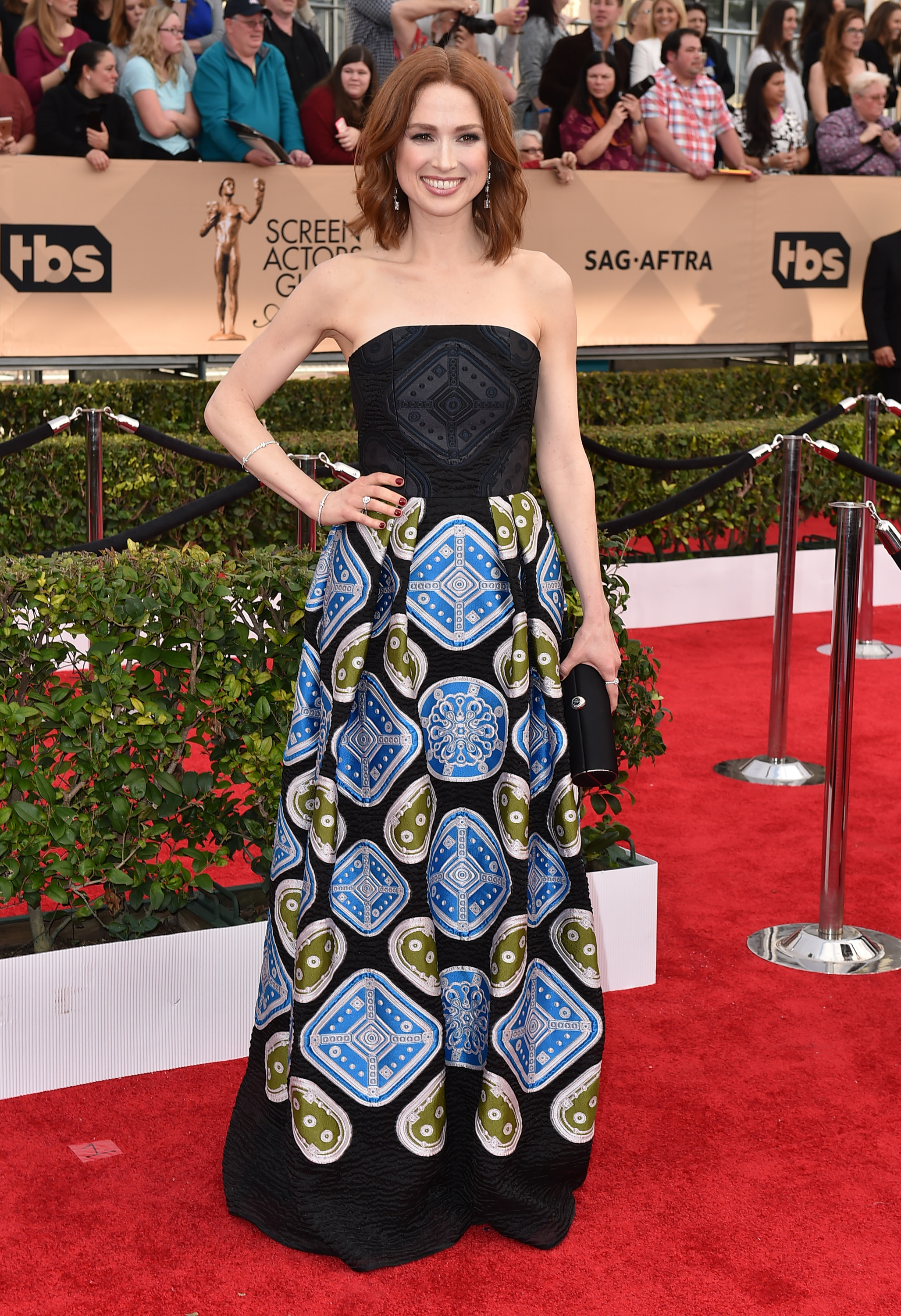 Ellie Kemper welcomes a son