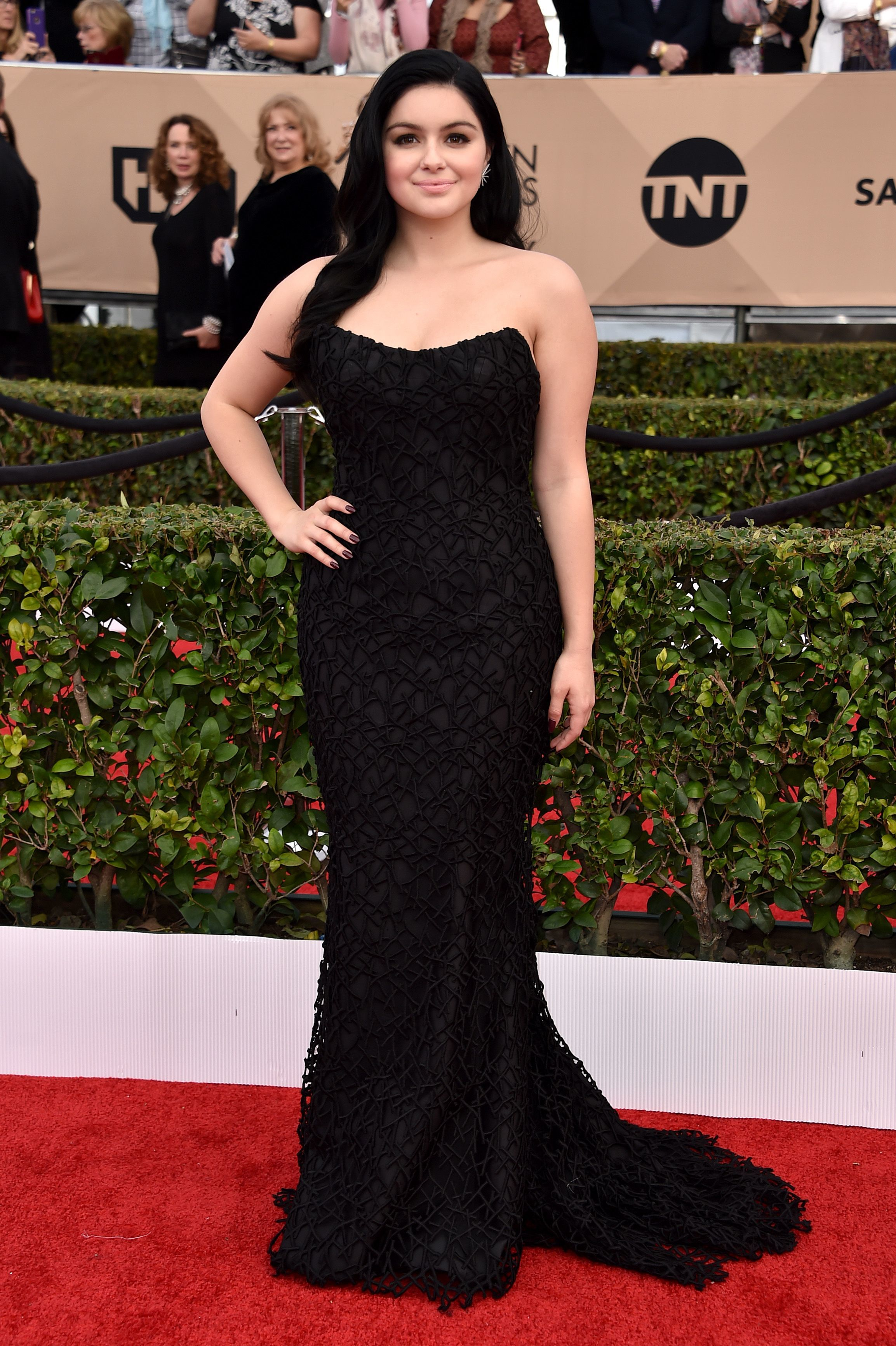 Why Ariel Winter got a breast reduction