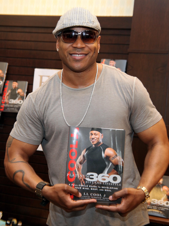 9. He's an author!