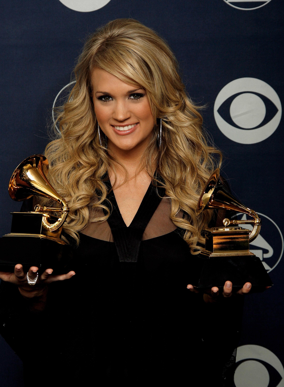 6. Carrie Underwood