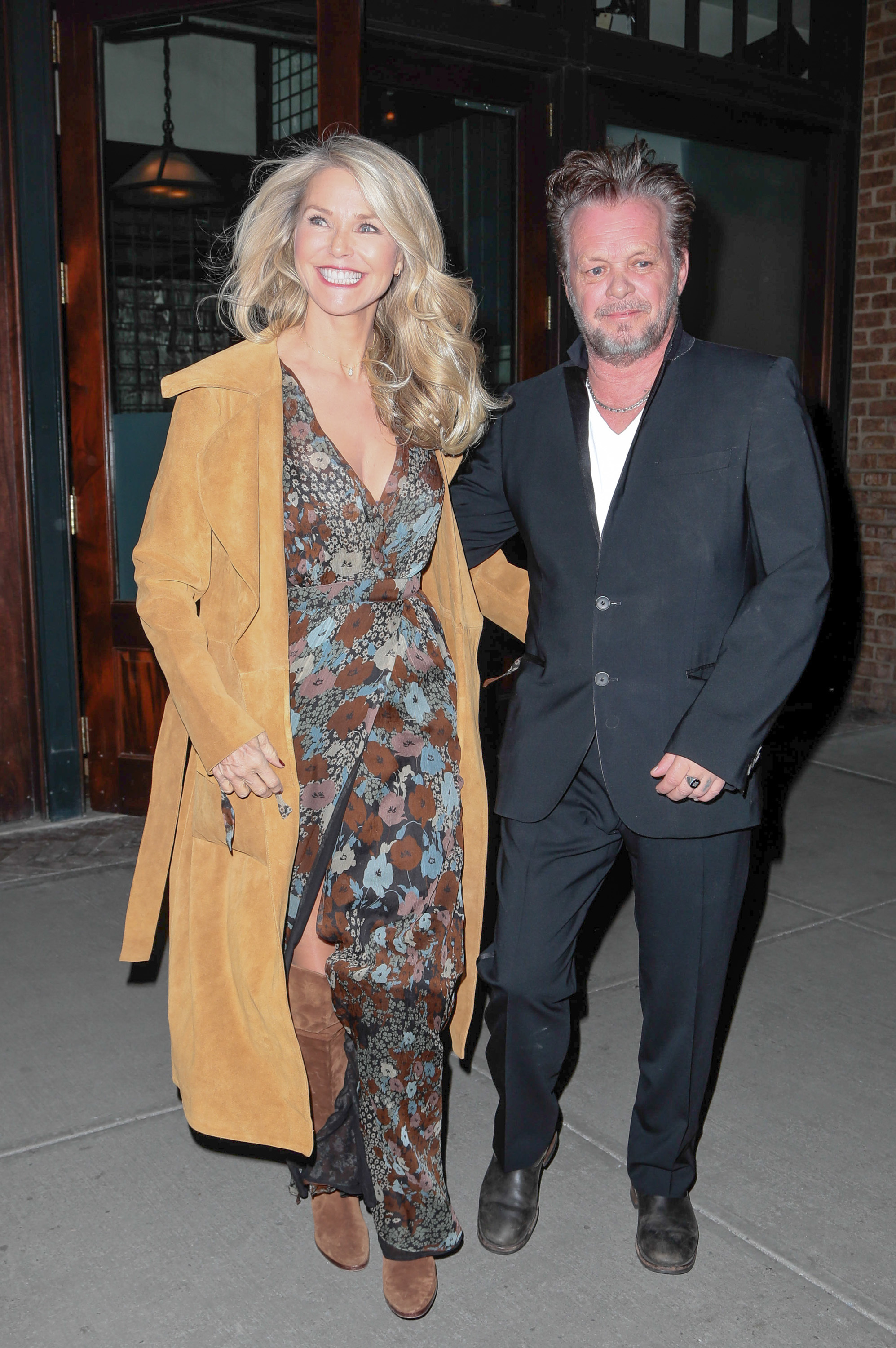 christie brinkley john mellencamp