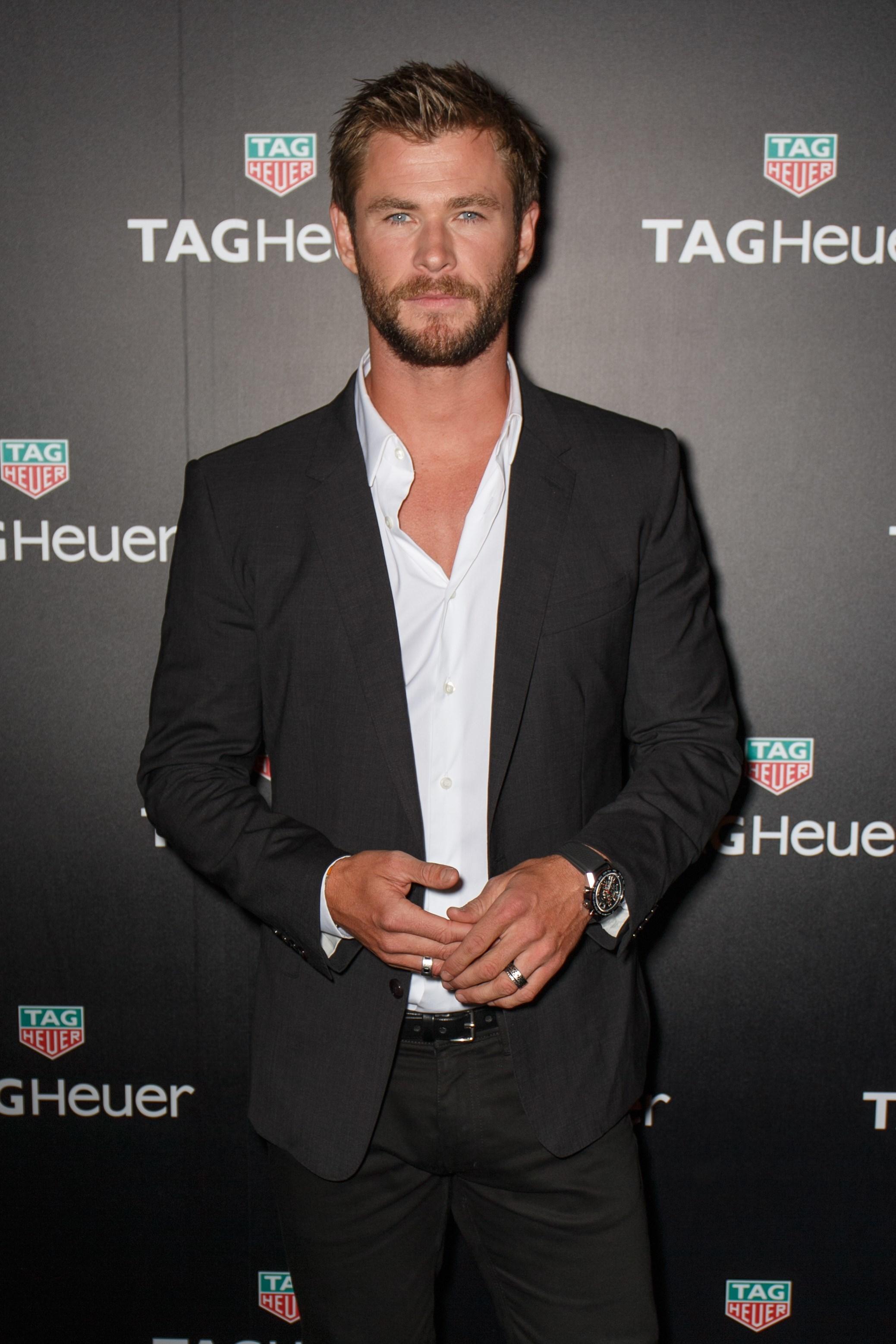 Chris Hemsworth felt suffocated in Hollywood