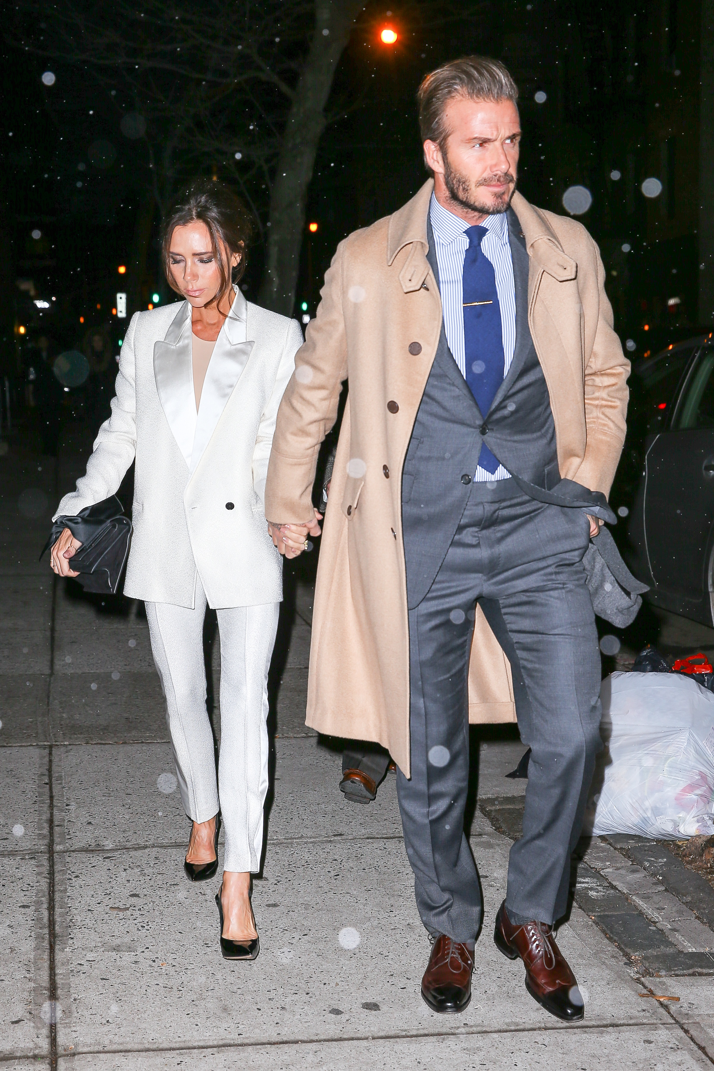 Are the Beckhams headed for divorce?