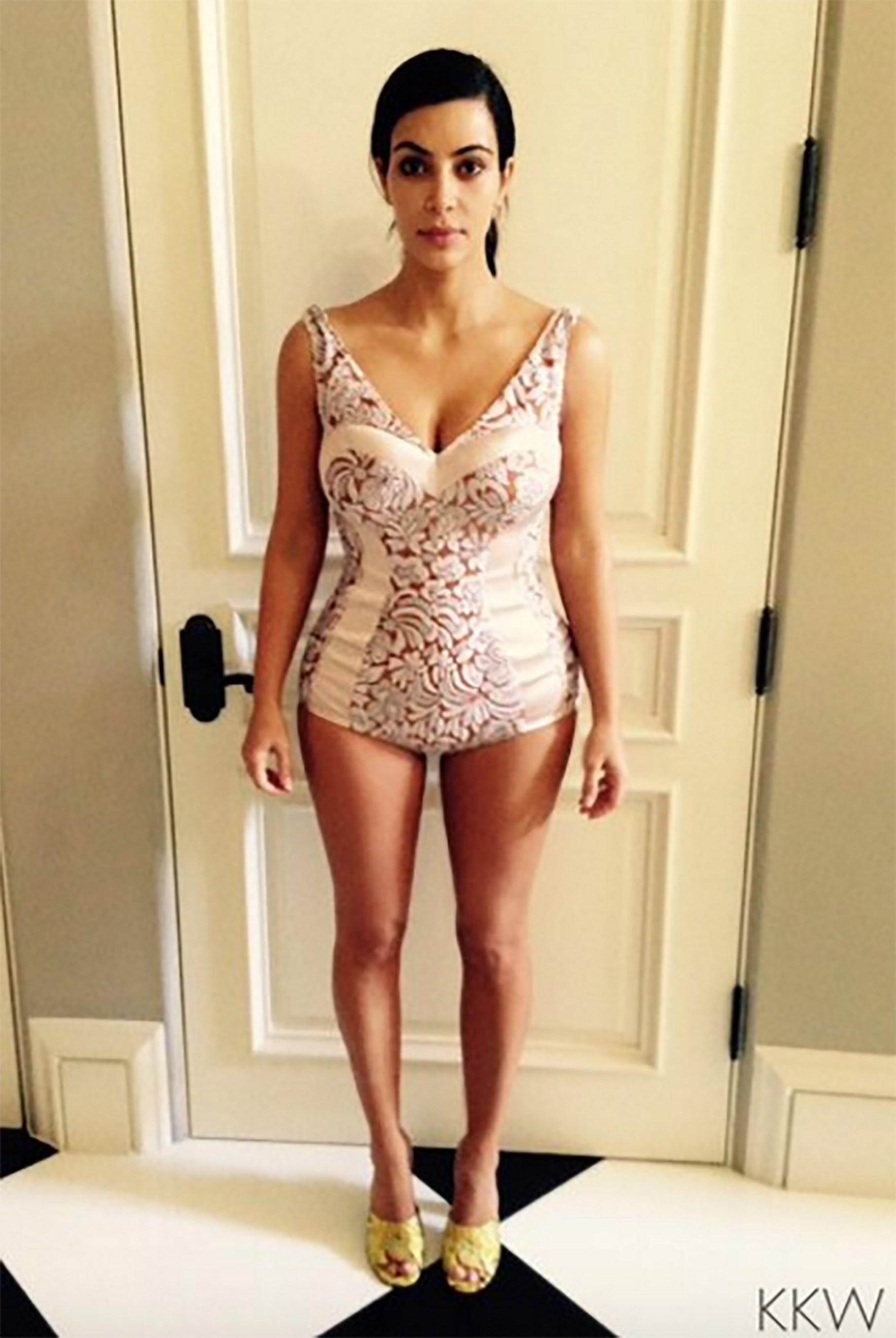 Kim Kardashian Is Changing Her Diet Wonderwallcom