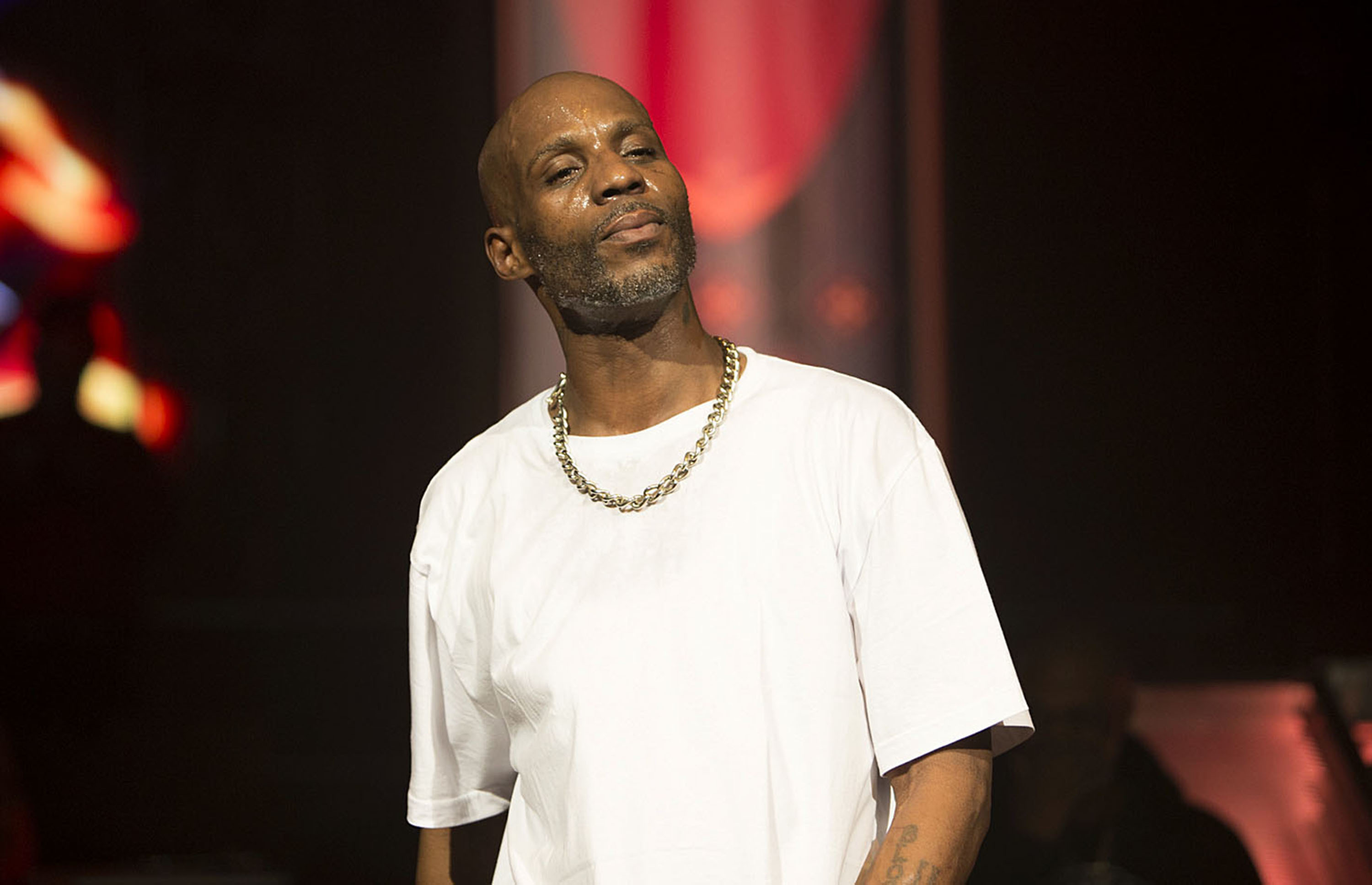 DMX thanks heroic cops who saved his life