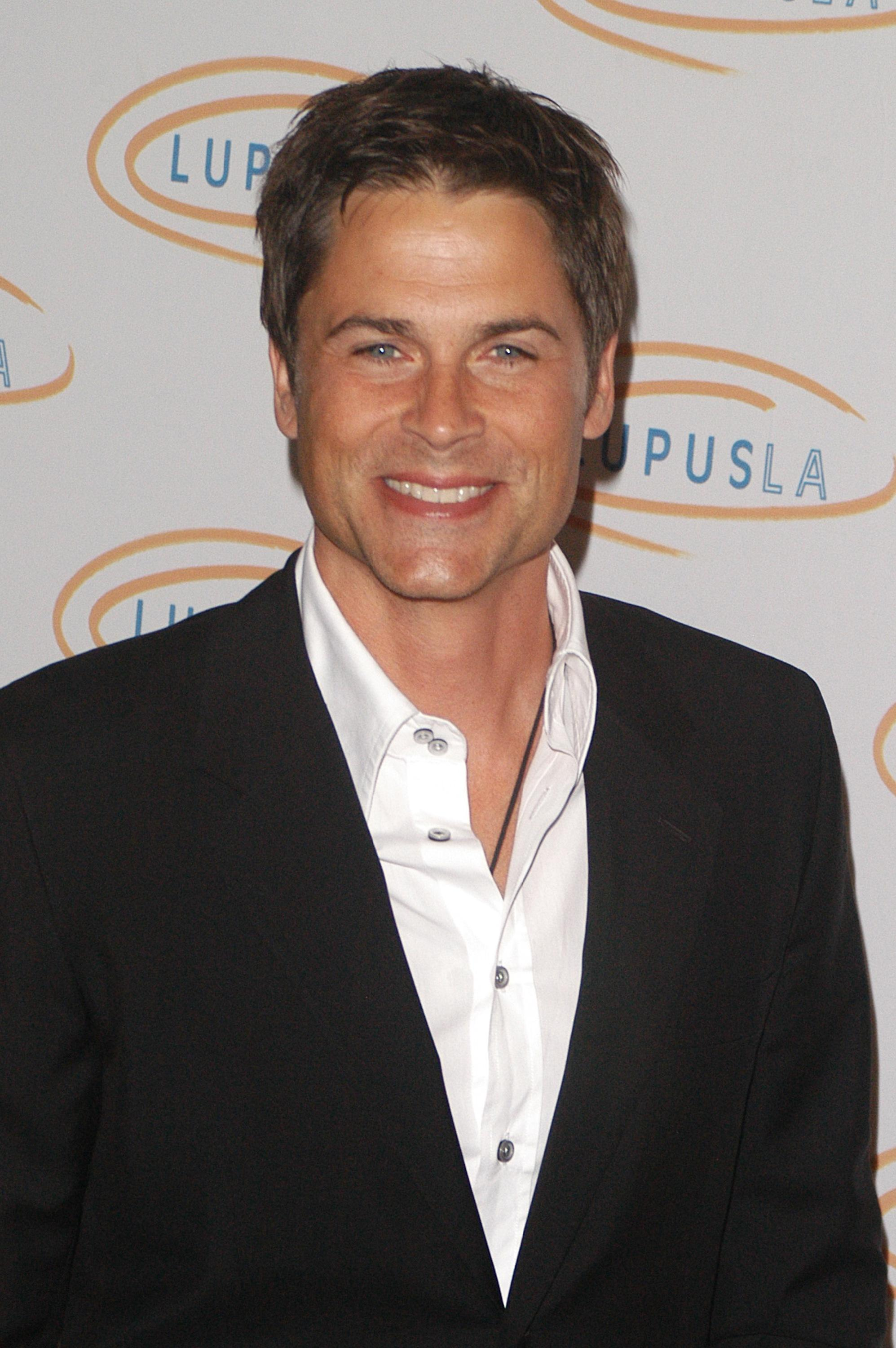 rob lowe young