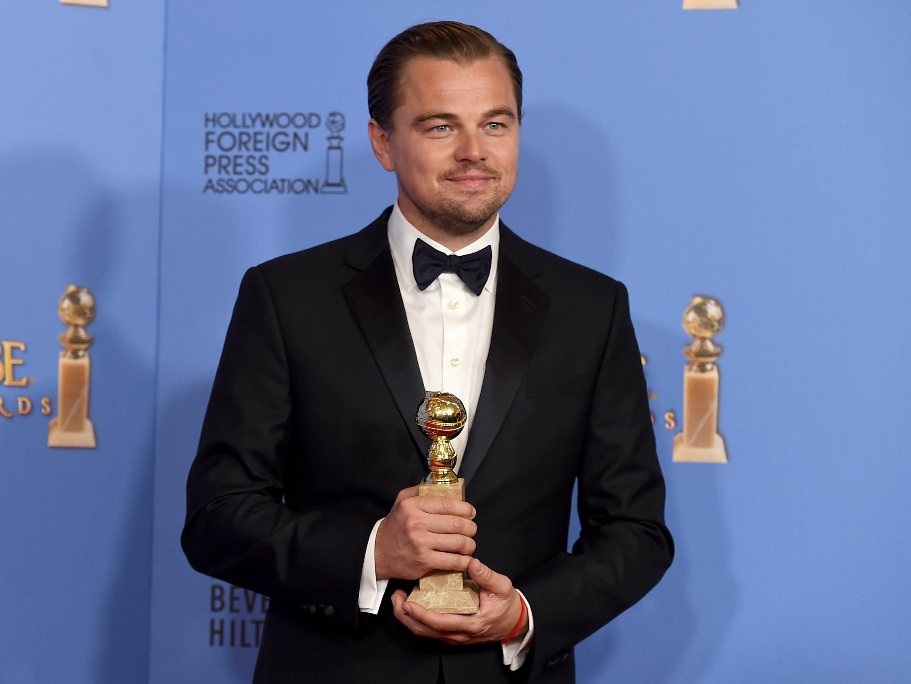 Leonardo DiCaprio was told to 'do his own campaigning' for an Oscar