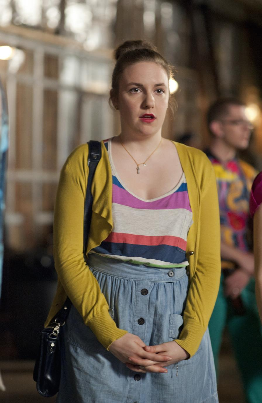 Lena Dunham shares '25 things you don't know about me'