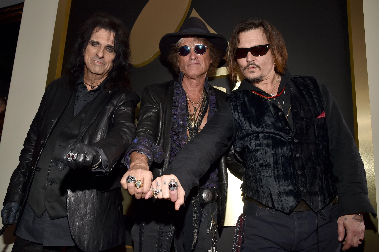 Johnny goes Grammys