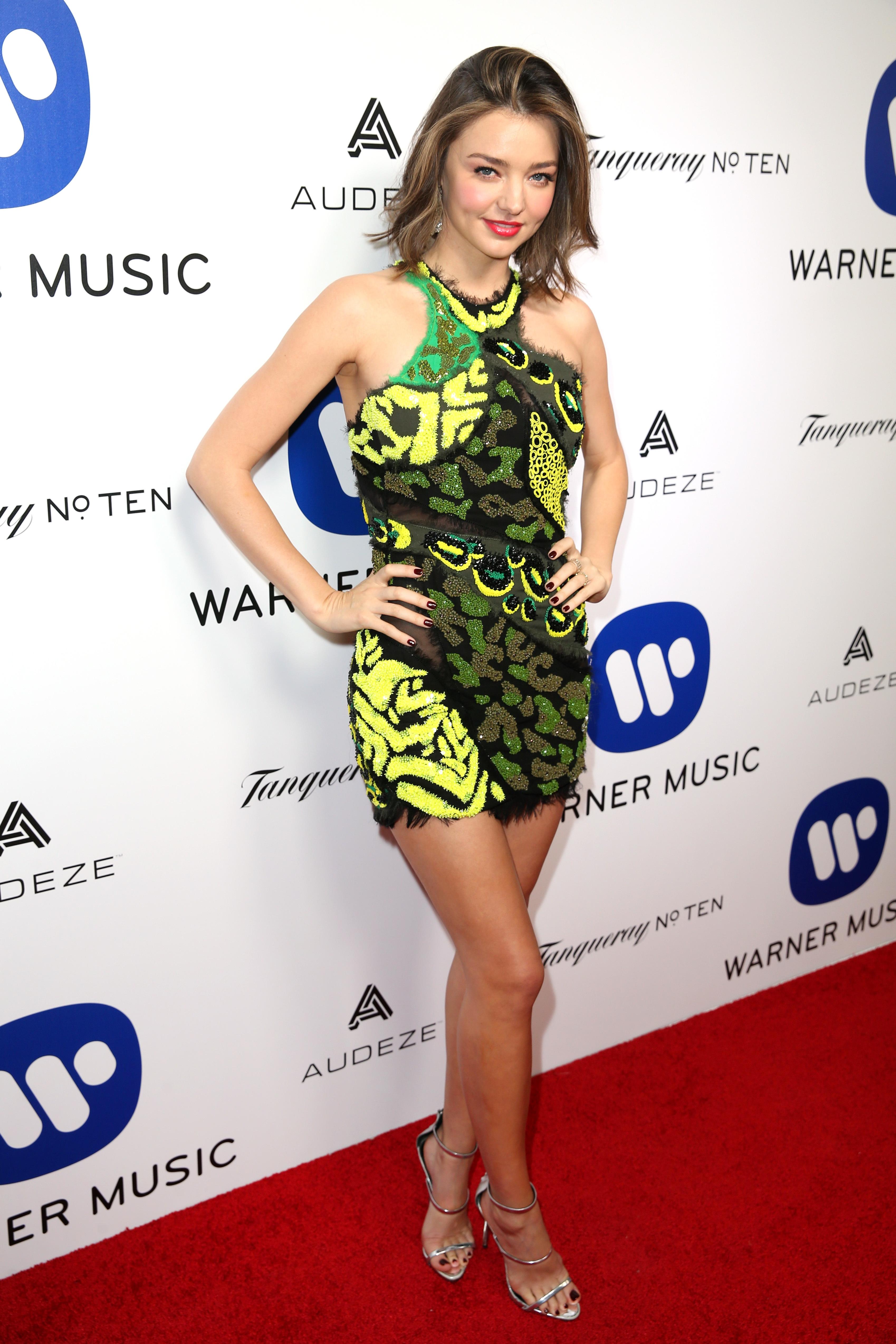 Orlando Bloom warned Miranda Kerr about those nude pics