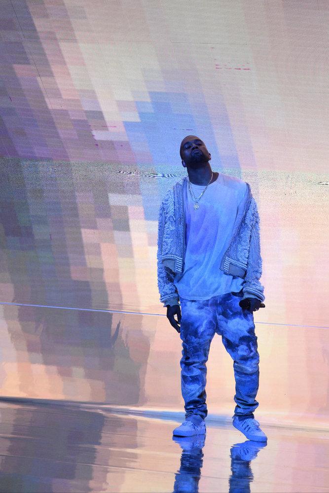 Lorne Michaels dismisses Kanye West's tantrum