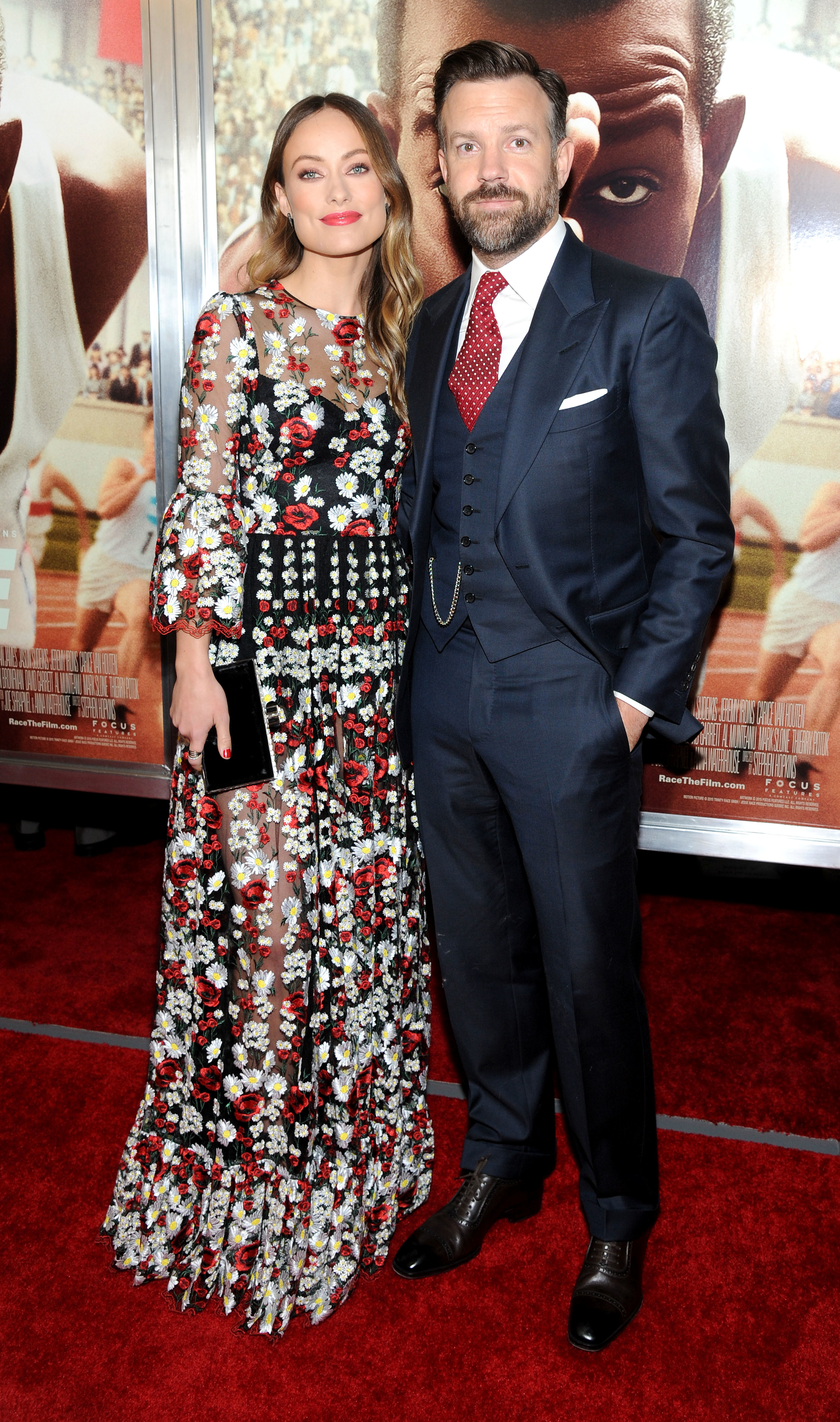 When will Jason Sudeikis and Olivia Wilde tie the knot?