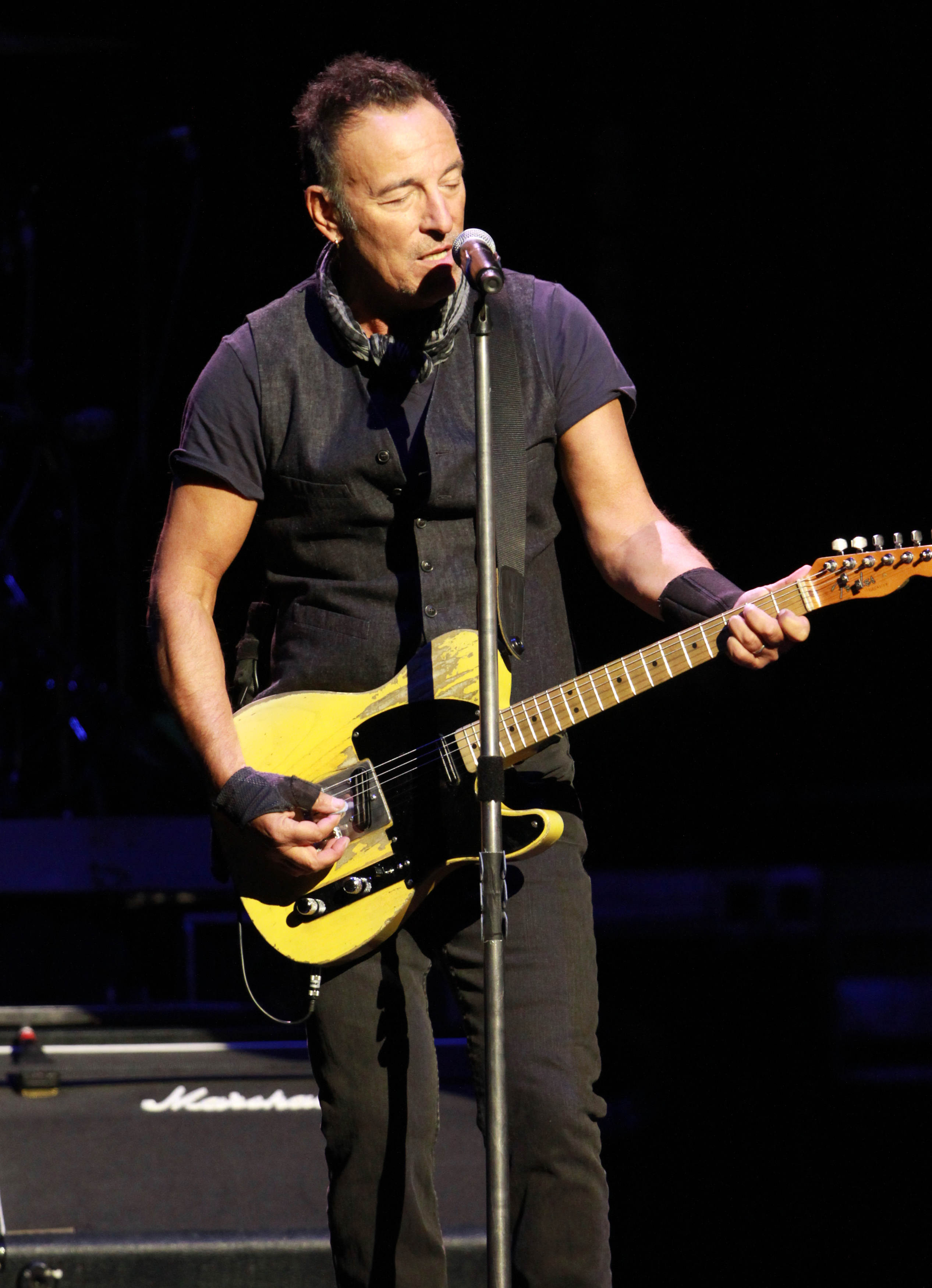 Bruce Springsteen reveals tense relationship with his father