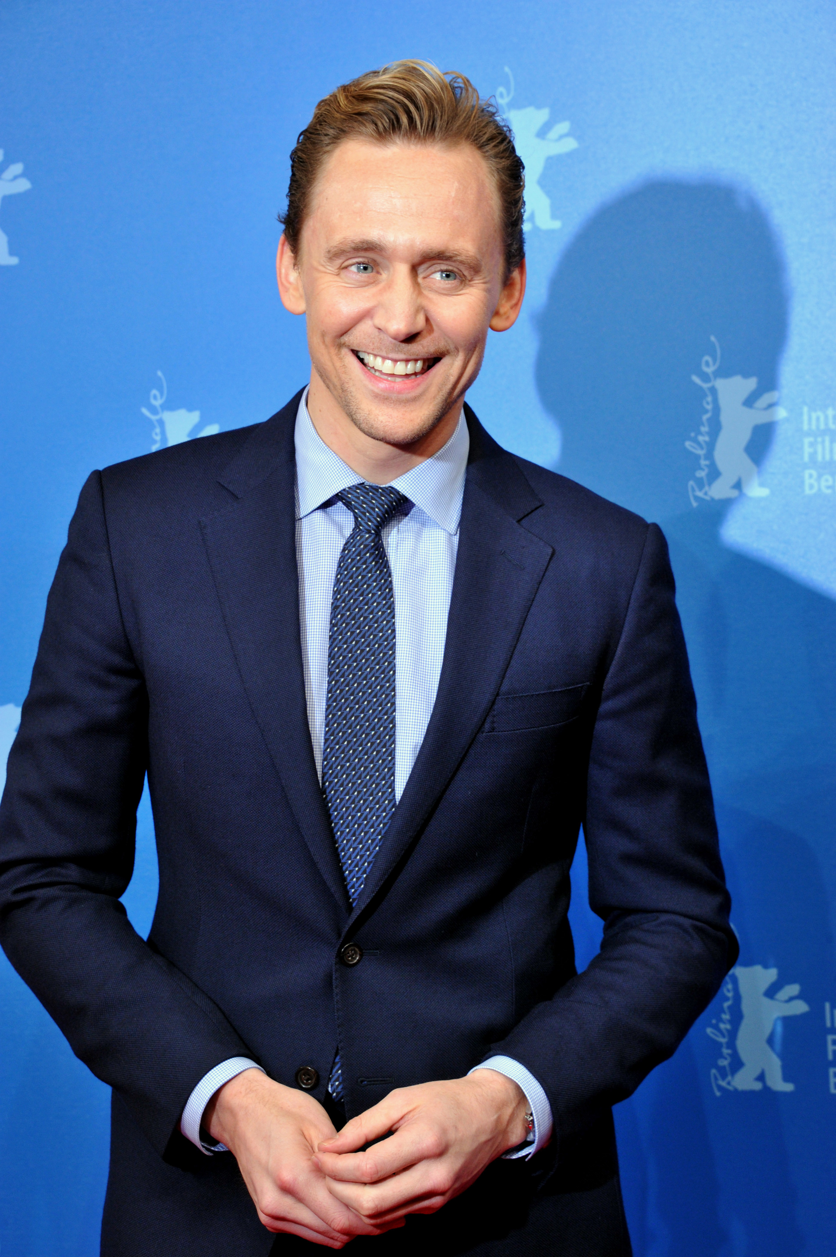 Why Tom Hiddleston is avoiding the Internet