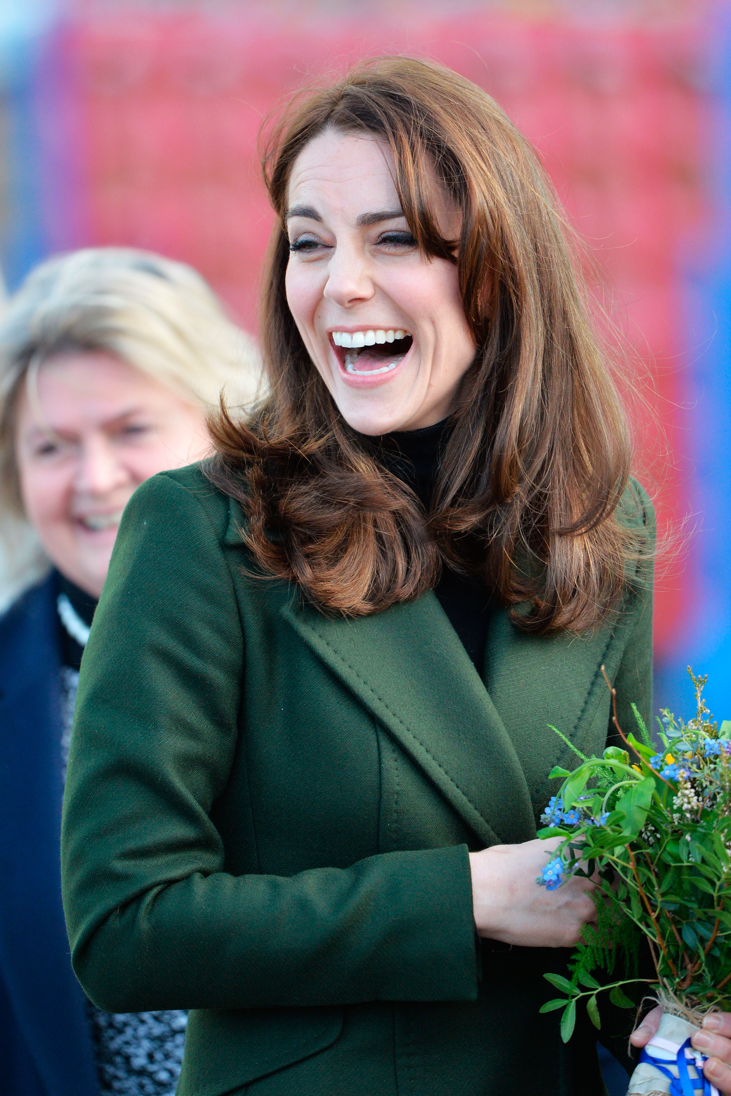 Duchess Kate pulls out of St. Patrick's Day event