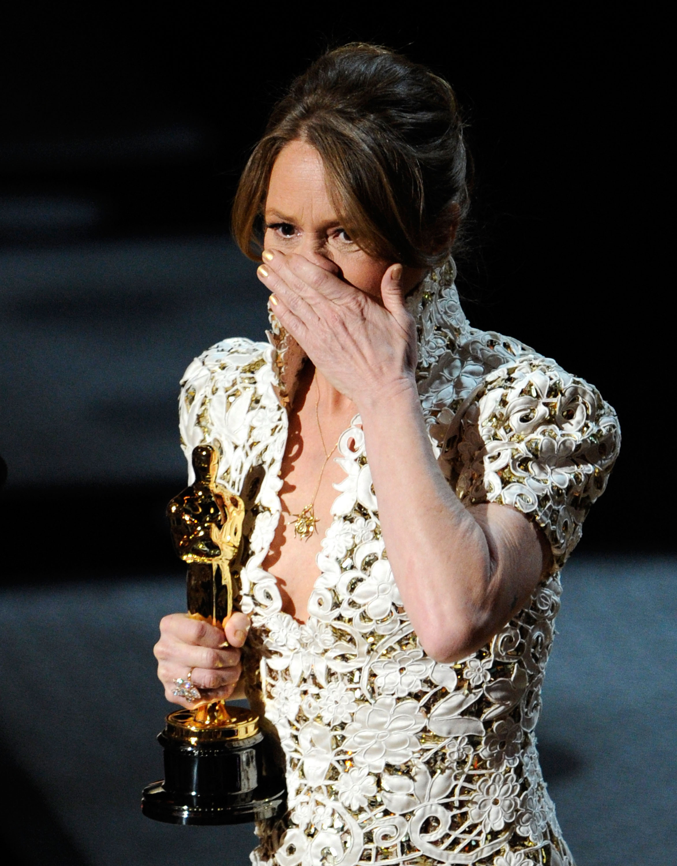 """Melissa Leo (Best Supporting Actress, """"The Fighter,"""" 2011)"""