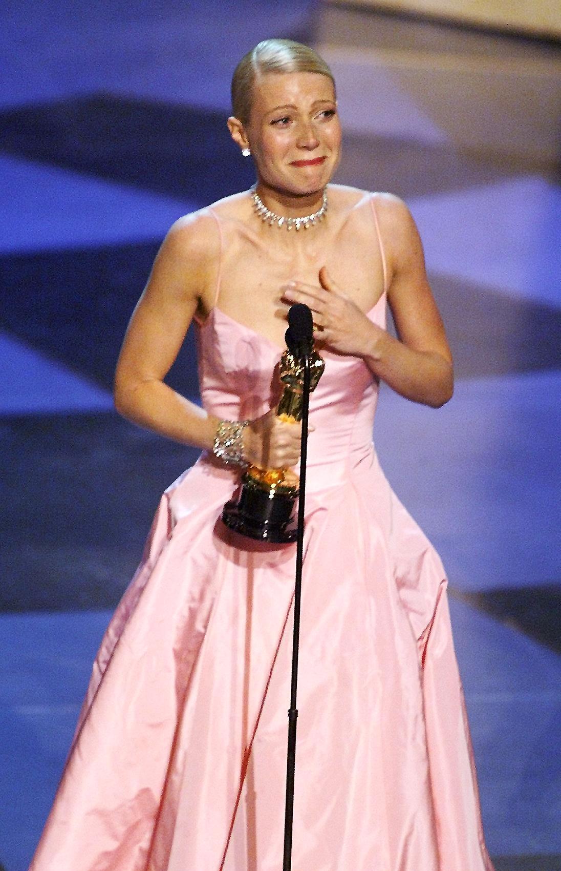 "Gwyneth Paltrow (Best Actress, ""Shakespeare In Love,"" 1999)"