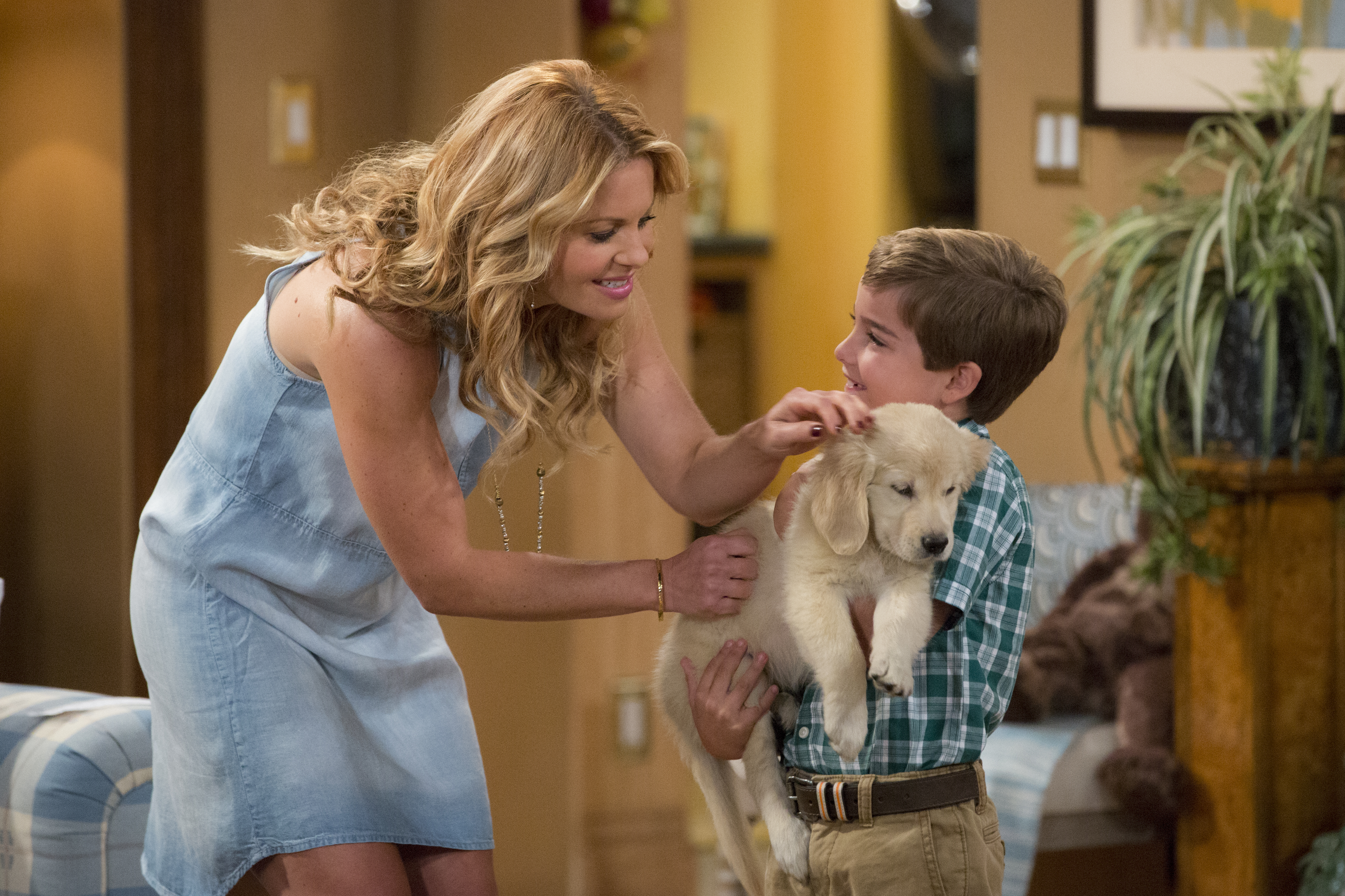 Candace Cameron Bure on her 'Fuller House' alter ego D.J., a veterinarian: