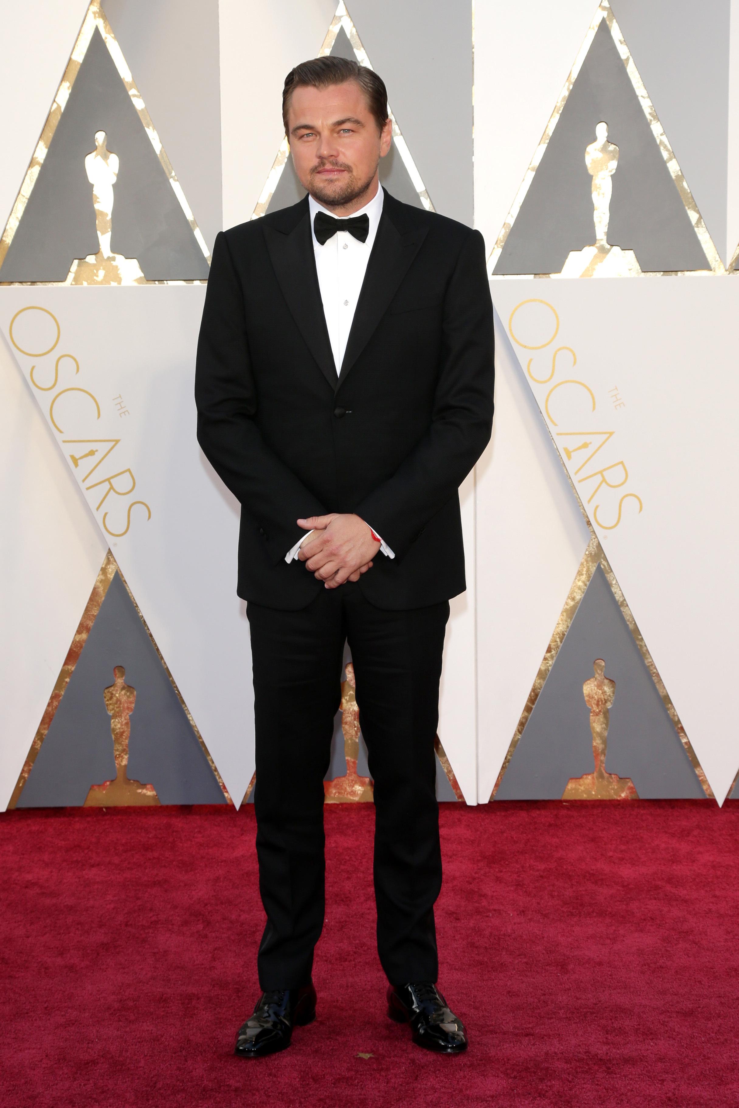 Leonardo DiCaprio buys an $18k bag for a special lady