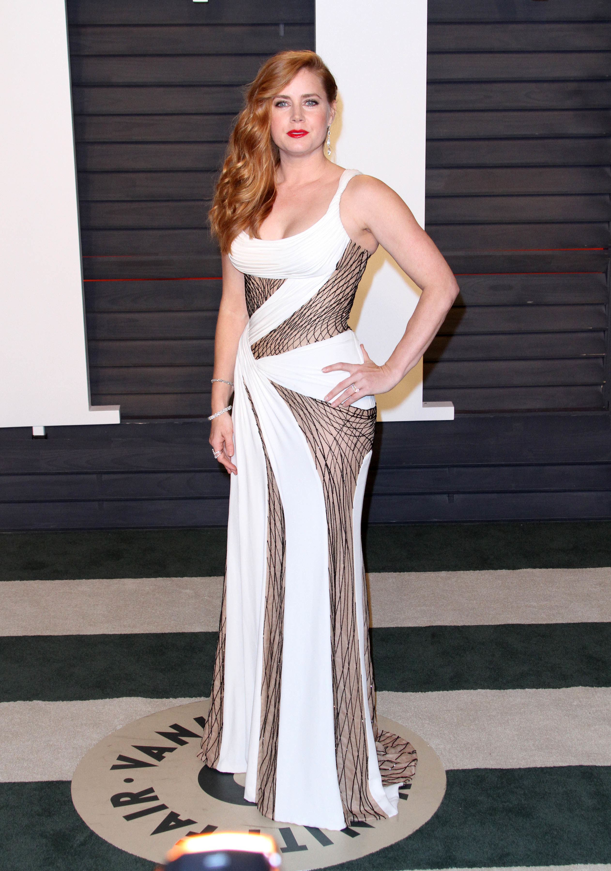 Is Amy Adams the next Leo?
