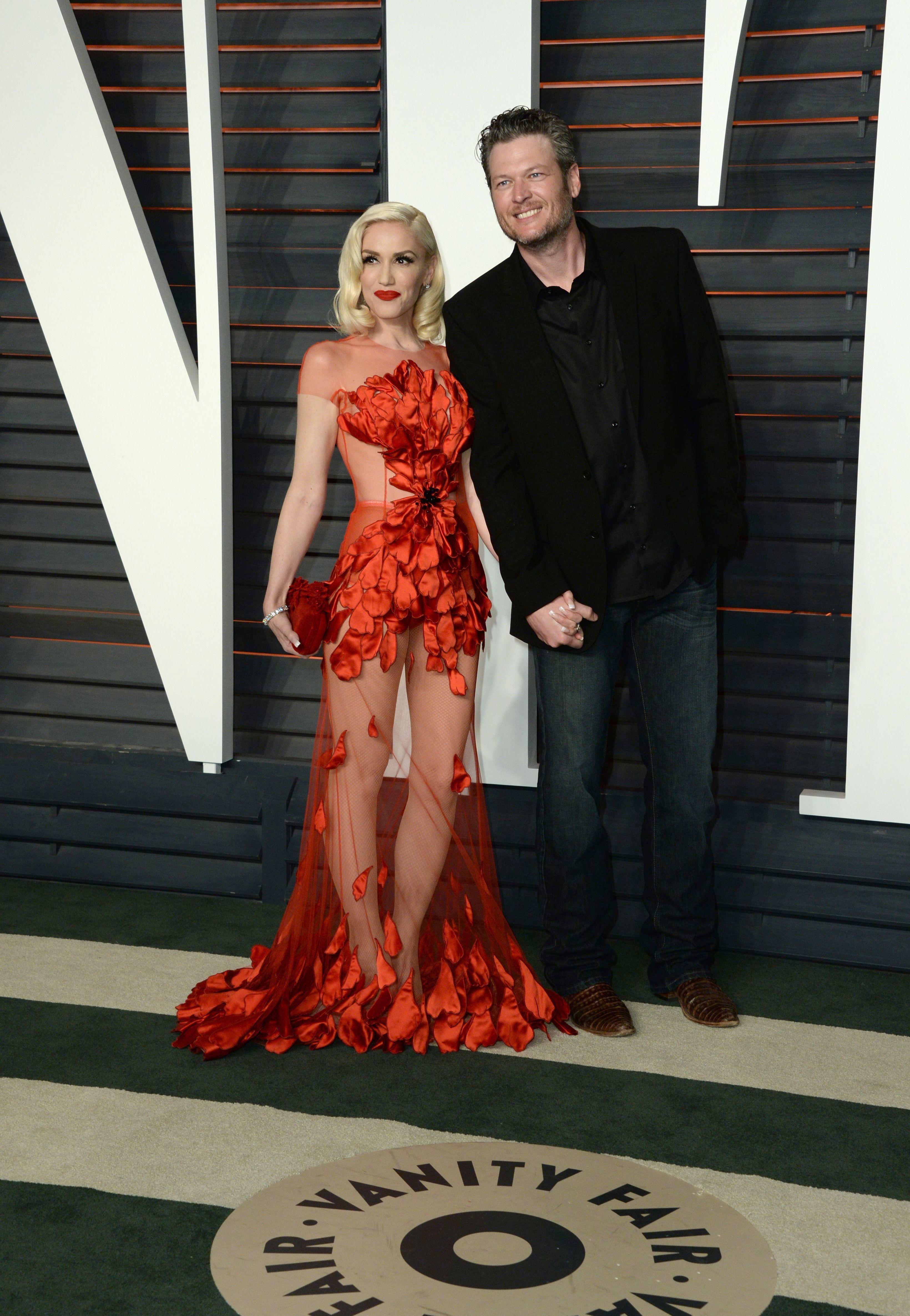 Gwen Stefani, Blake Shelton record a duet