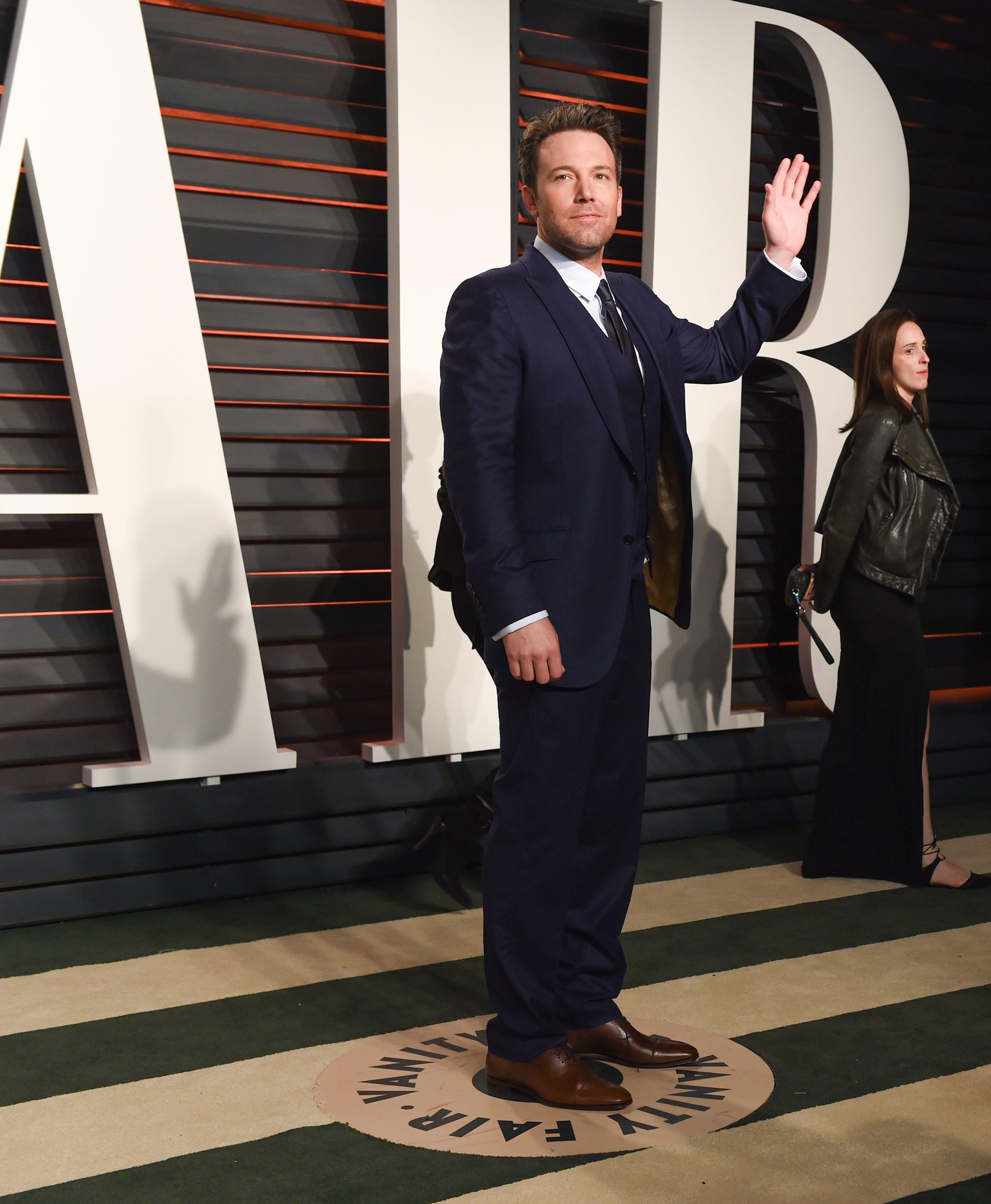 Ben Affleck responds to Jennifer Garner's VF interview