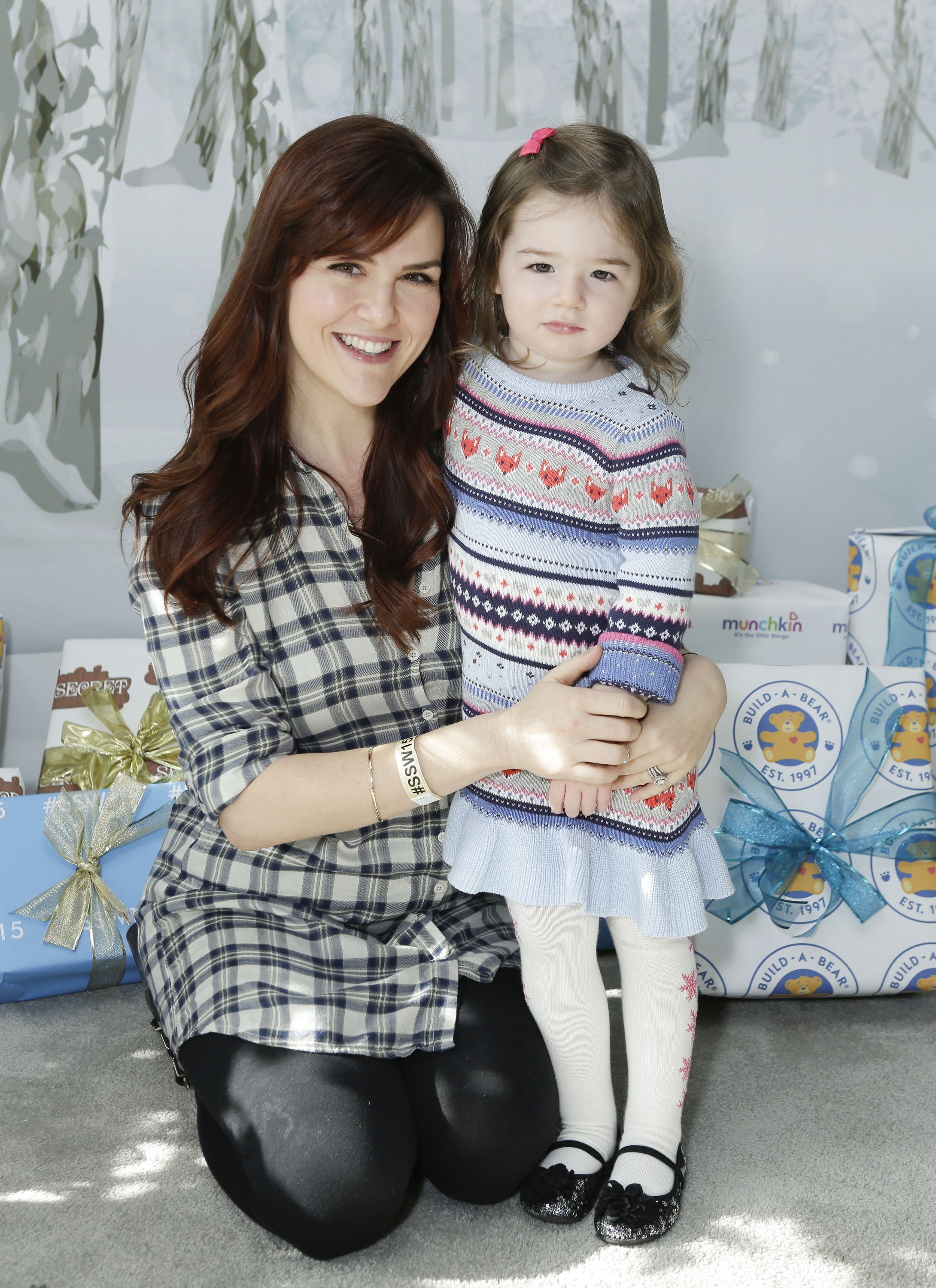 Sara Rue on how motherhood affected her health and fitness journey: