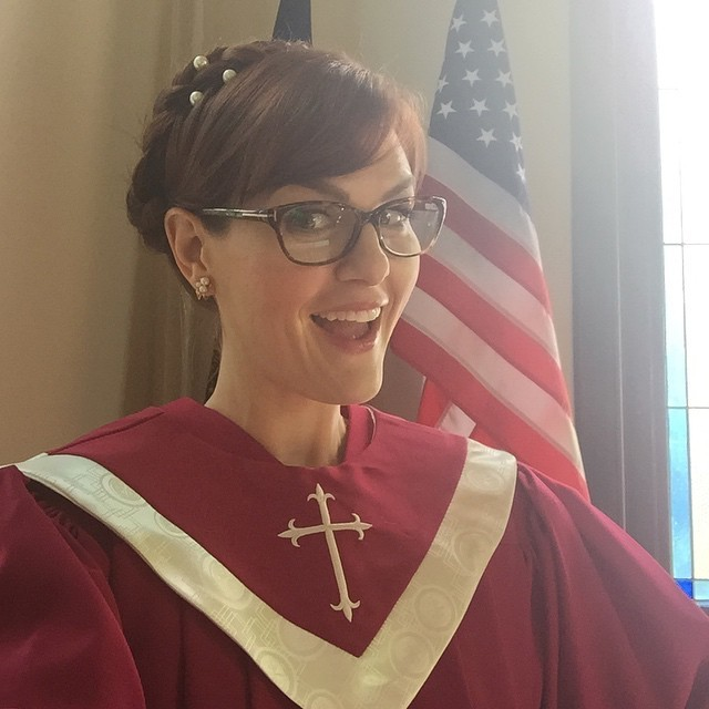 Sara Rue on the upcoming second season of TV Land's 'Impastor':