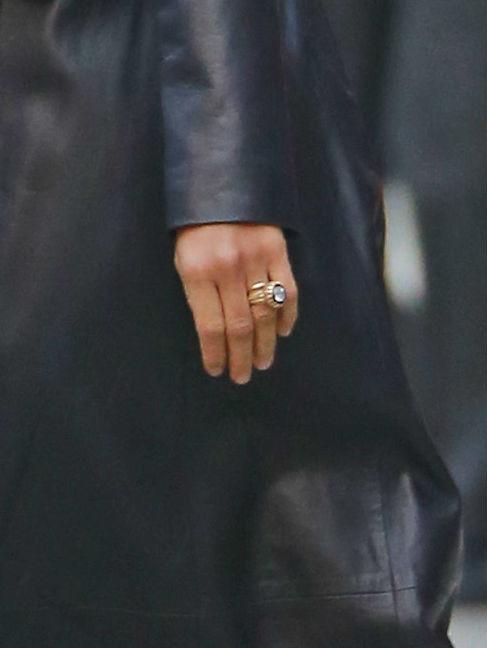 MK wedding ring