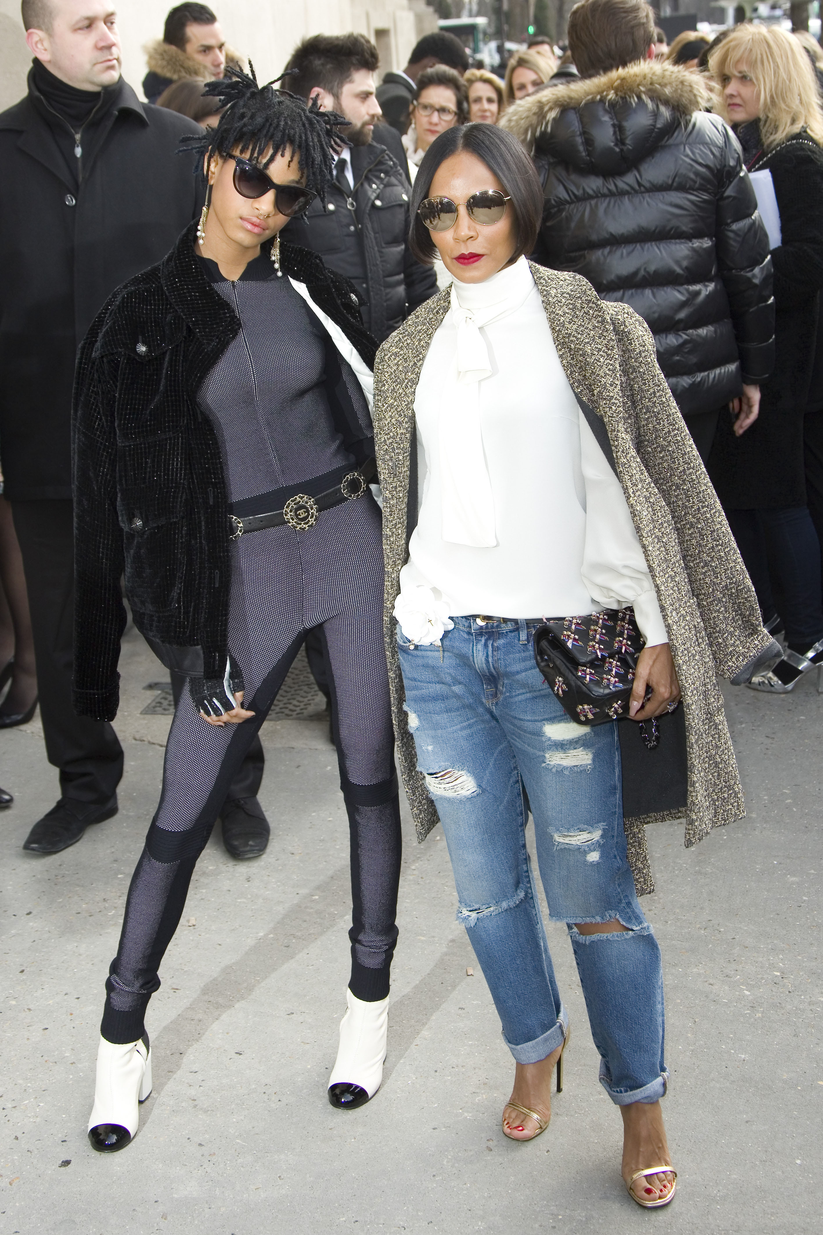 Willow Smith hits Paris as Chanel's new brand ambassador