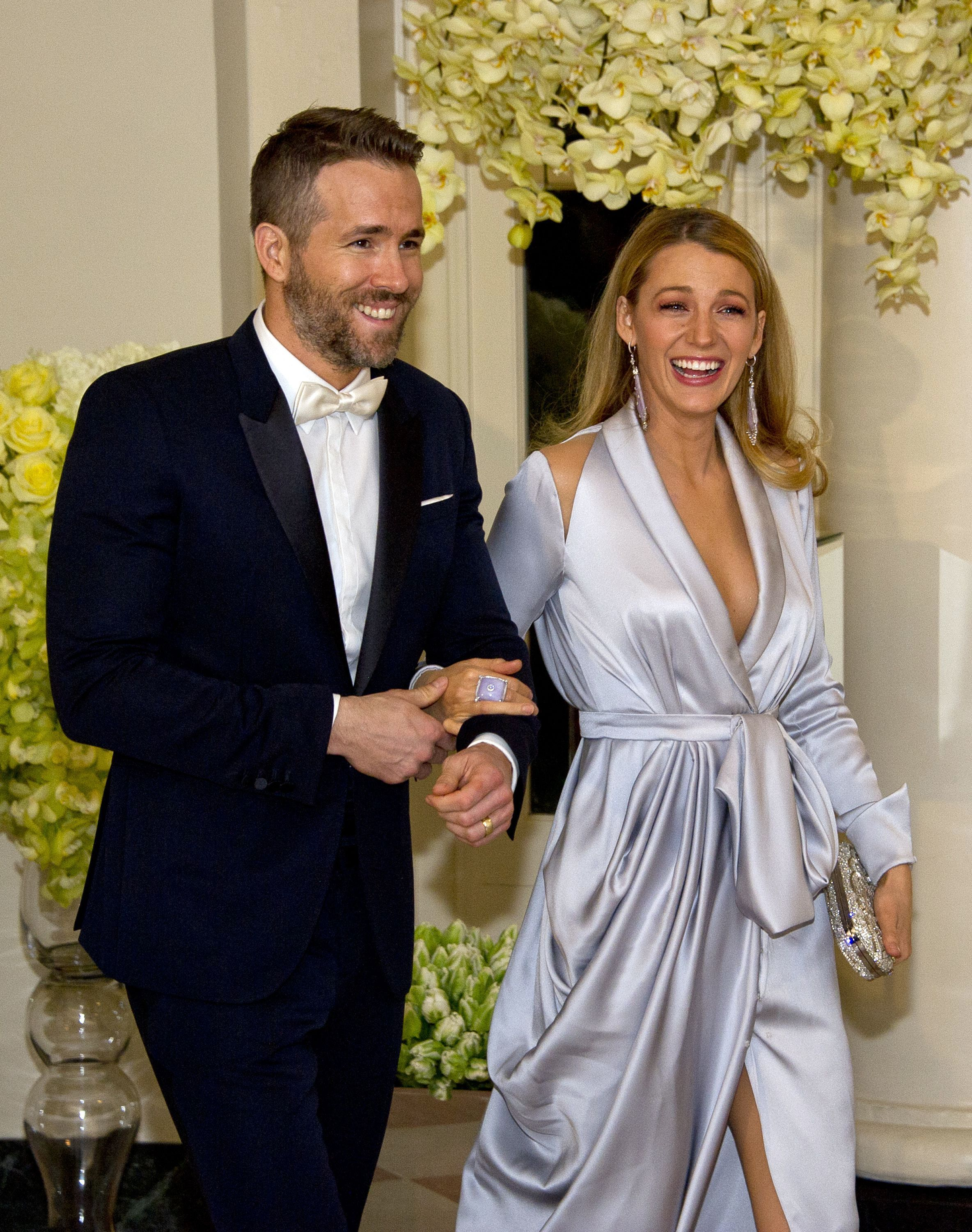 Did Blake Lively and Ryan Reynolds have another girl?