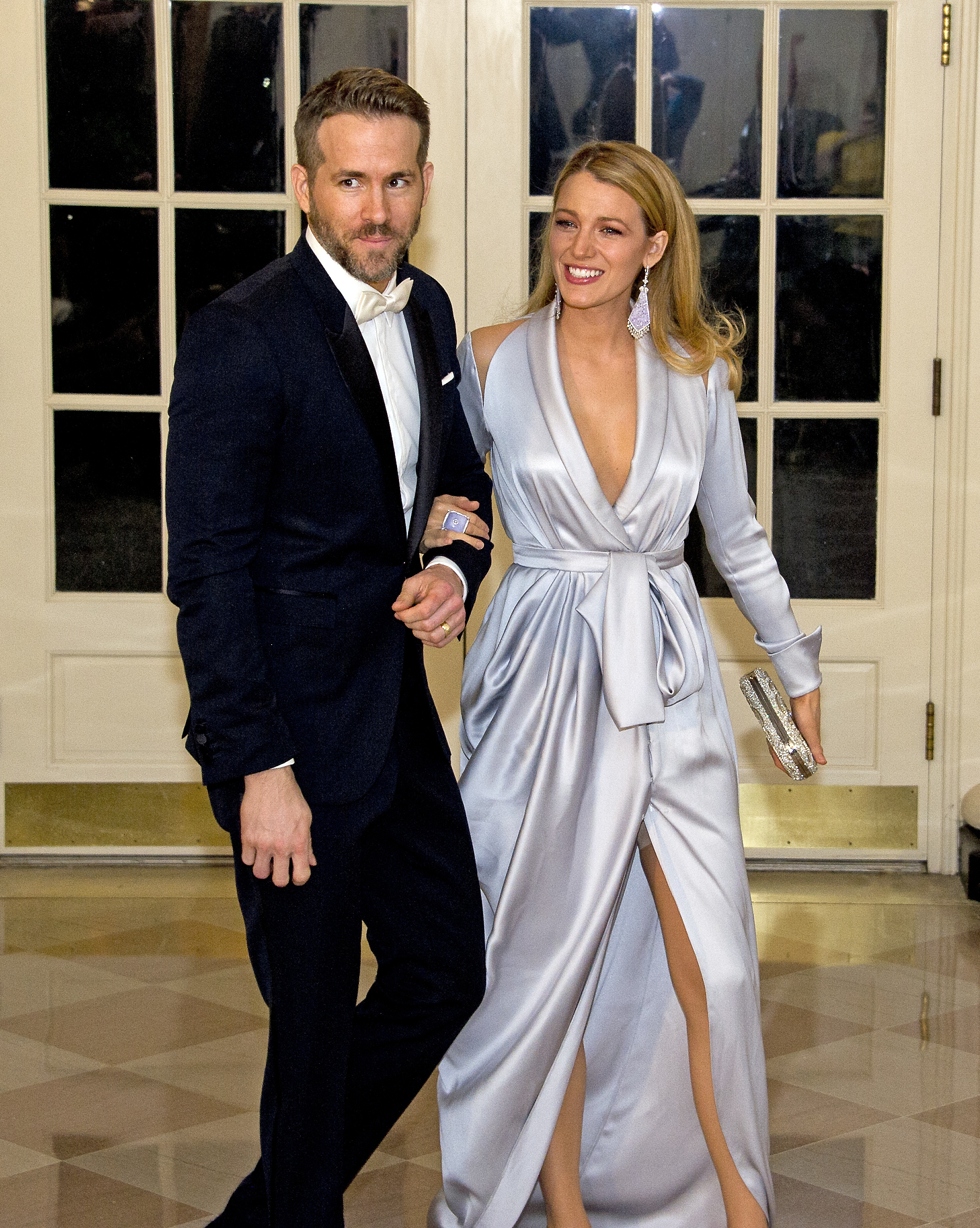 Ryan Reynolds: We settled on the right name for Baby No. 2