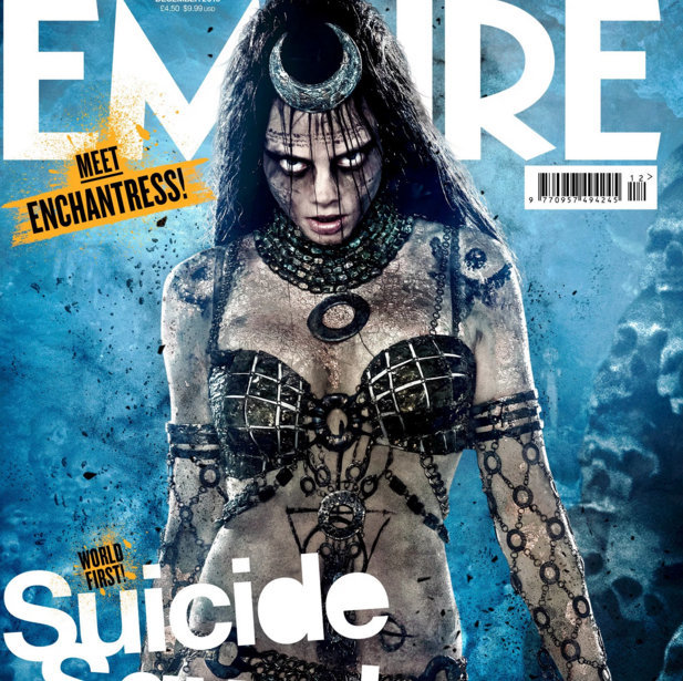 Cara Delevingne's Enchantress is terrifying ... and awesome