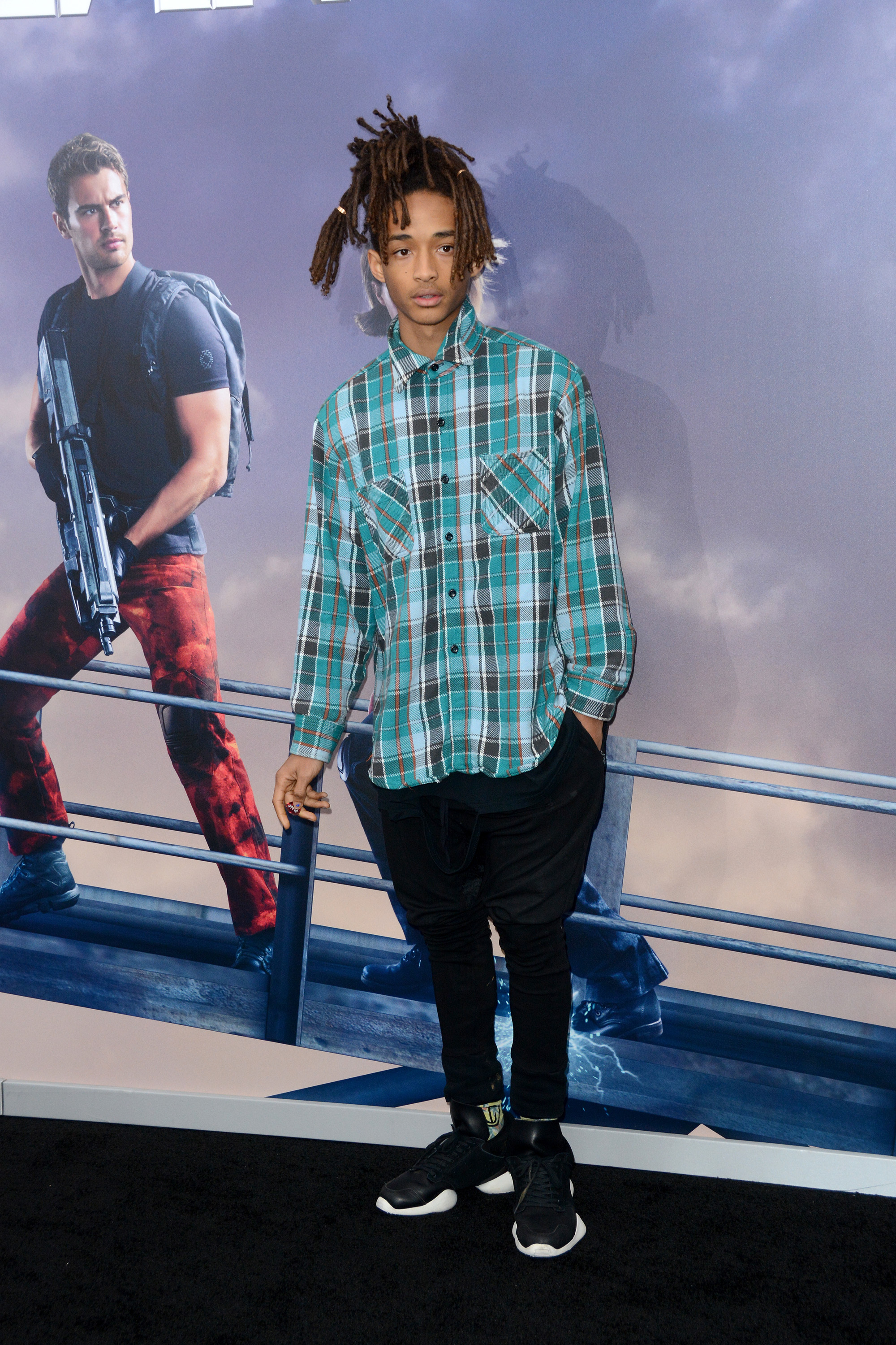 Jaden Smith wants to help clean our oceans