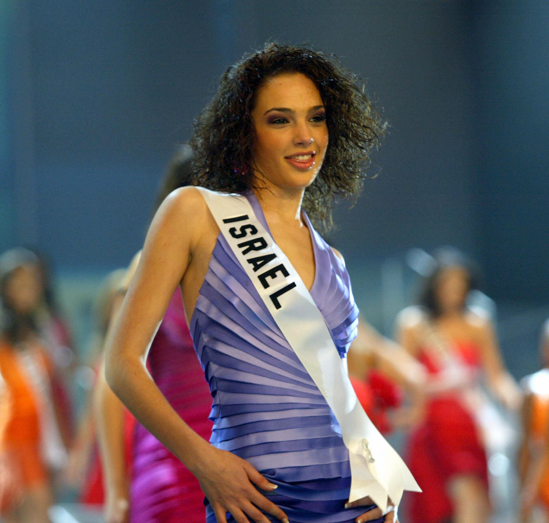 6. She competed for Miss Universe