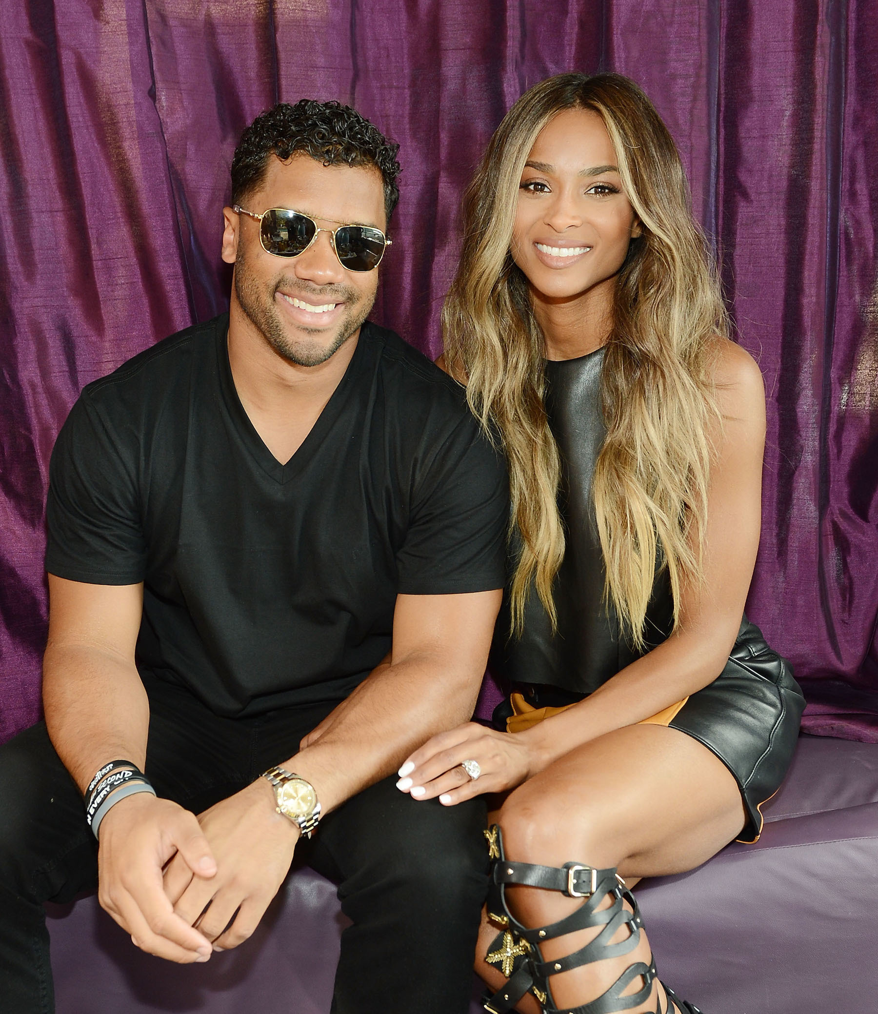 Ciara is out of Russell Wilson's league