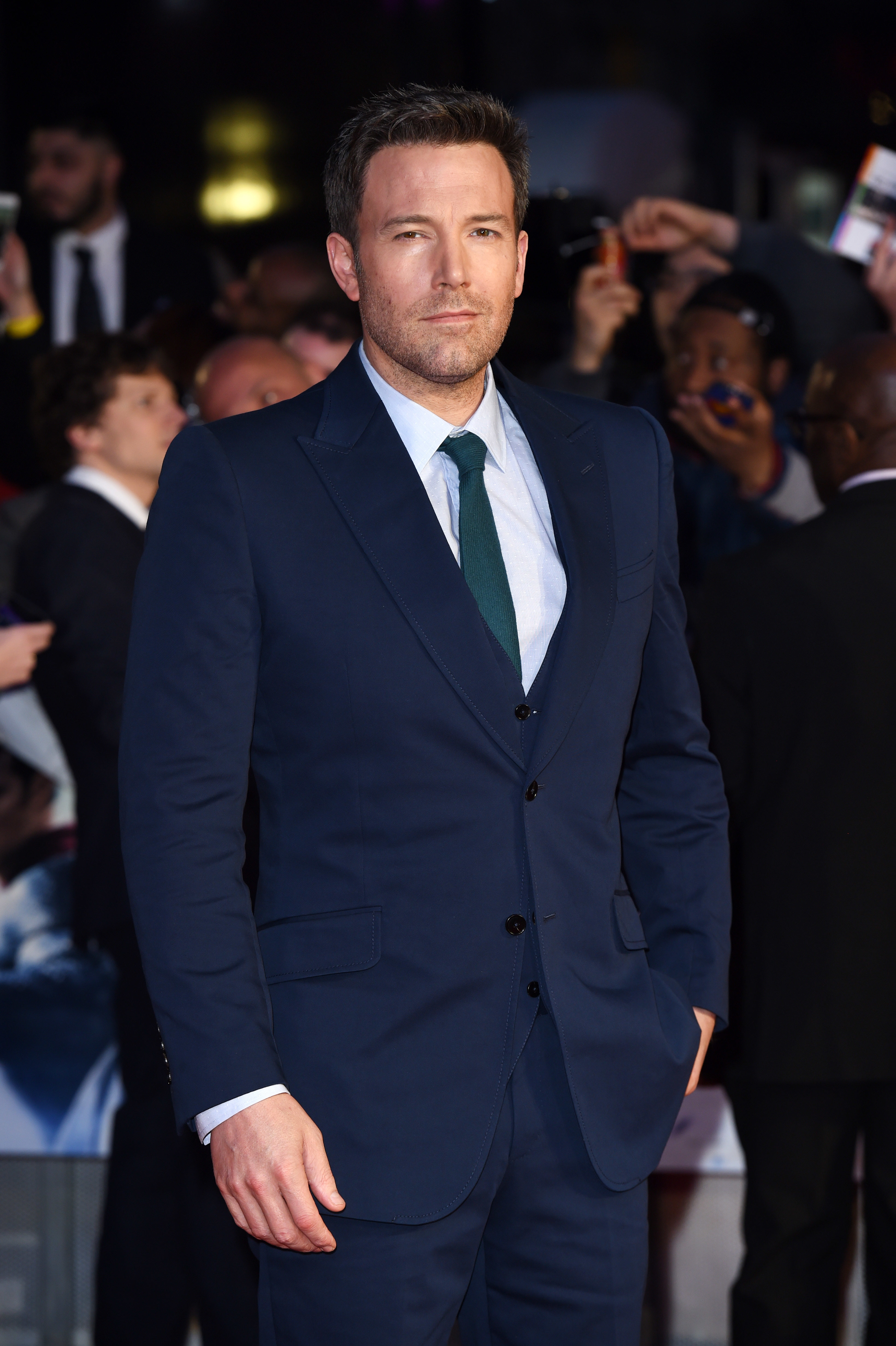 Ben Affleck talks Batman, 'Argo' and critical acclaim