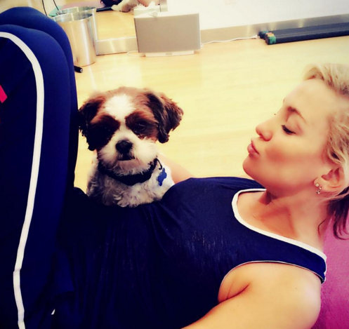 Kate Hudson and more celebs celebrate National Puppy Day