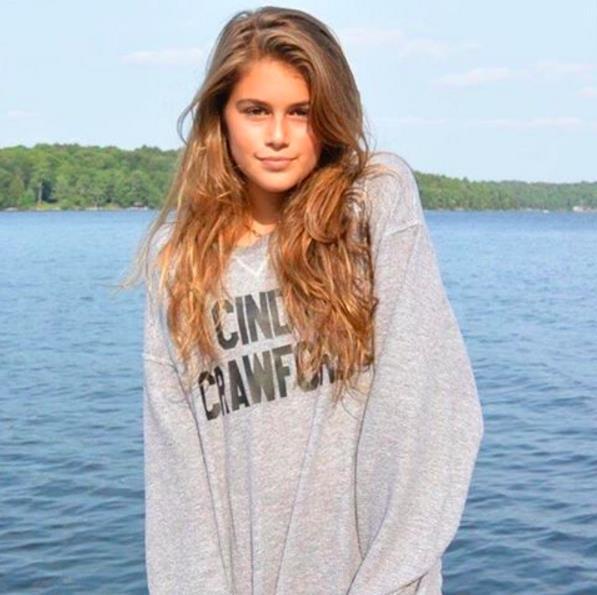 Kaia Gerber inks major beauty deal