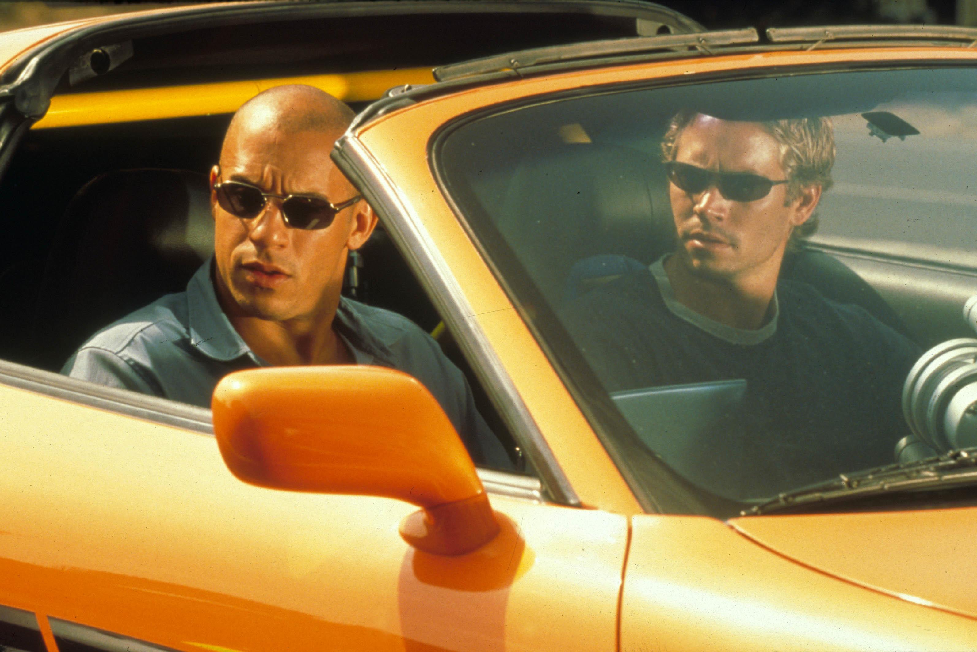 Vin Diesel's son still misses Paul Walker